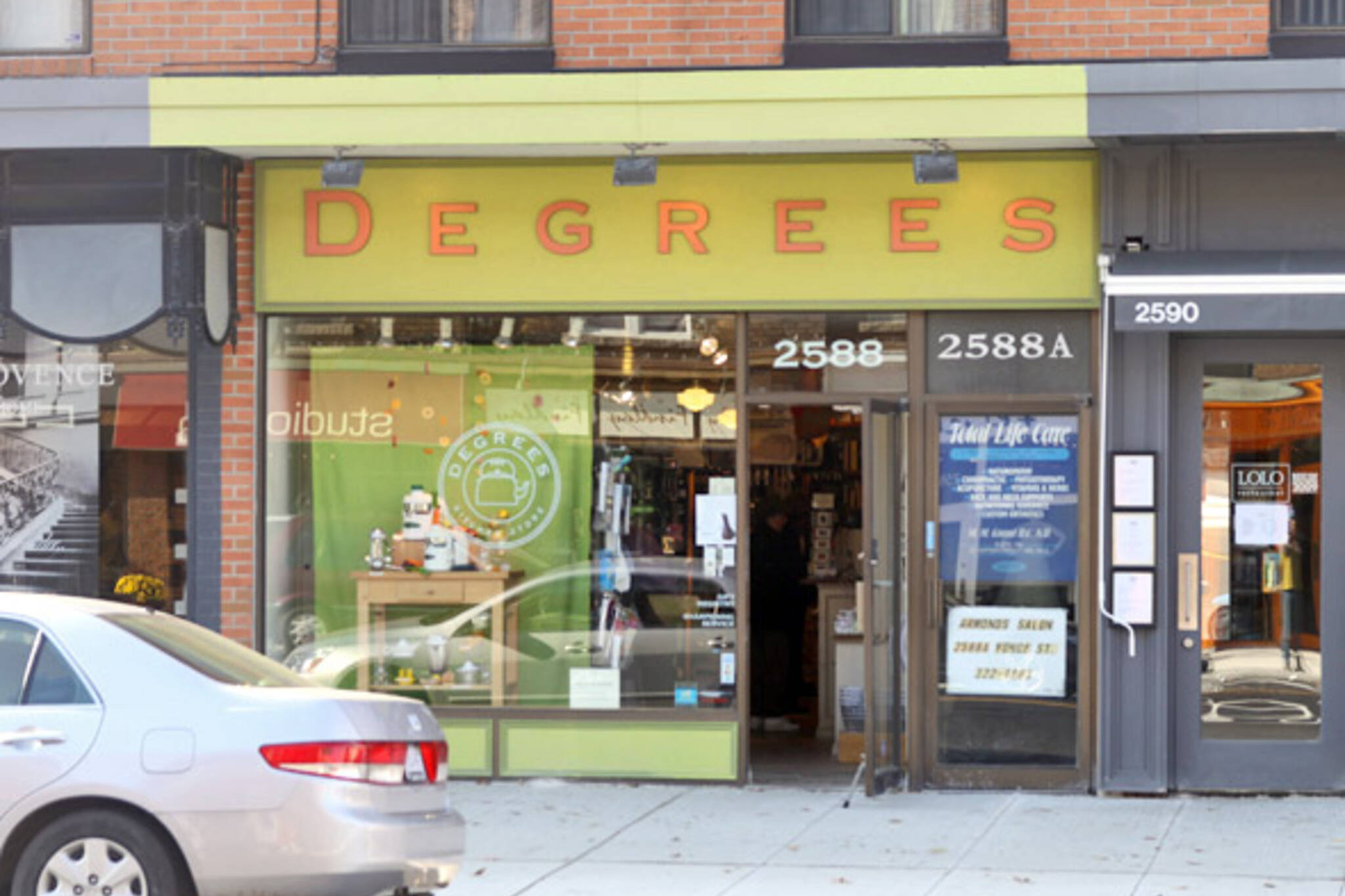 Degrees Kitchen Store Toronto On