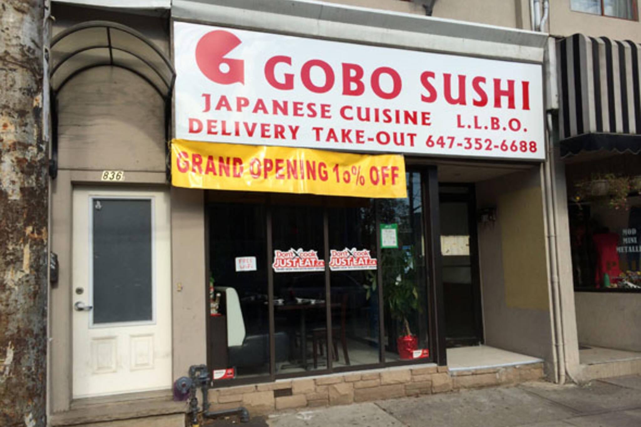 Gobo Sushi