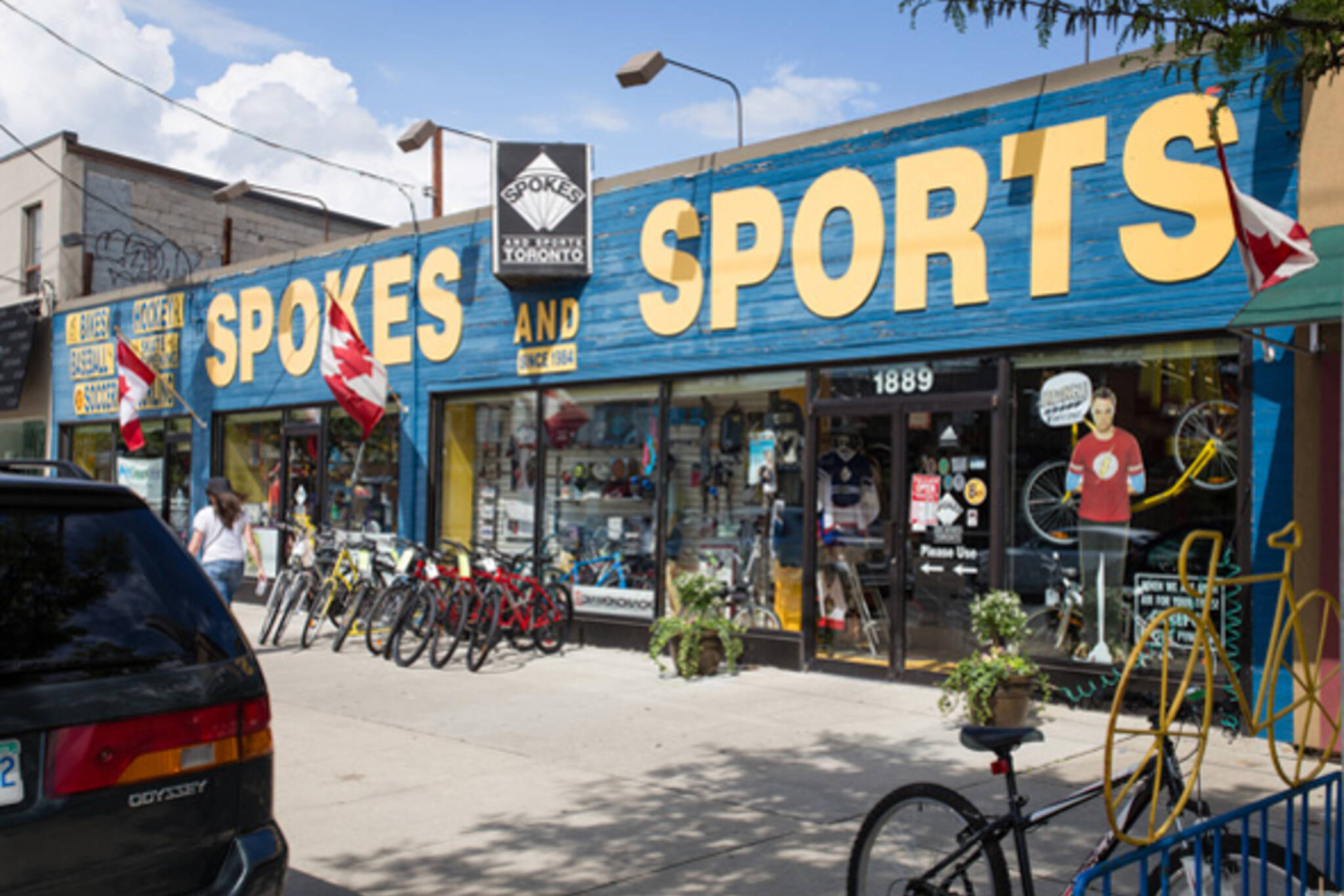 Spokes and Sports Toronto