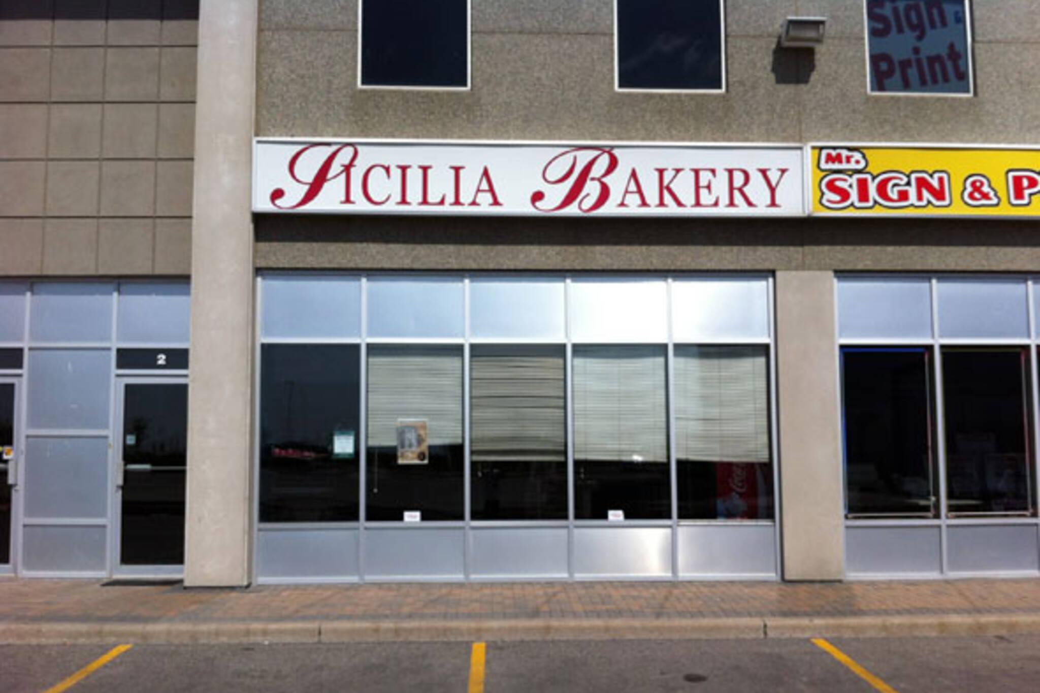 Sicilia Bakery