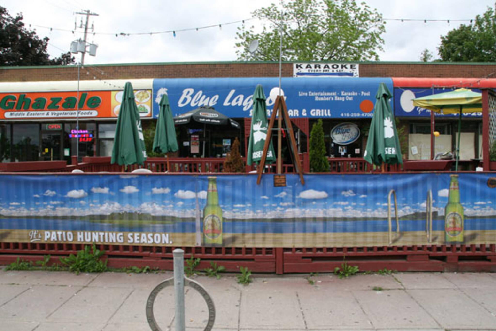 Blue Lagoon Toronto