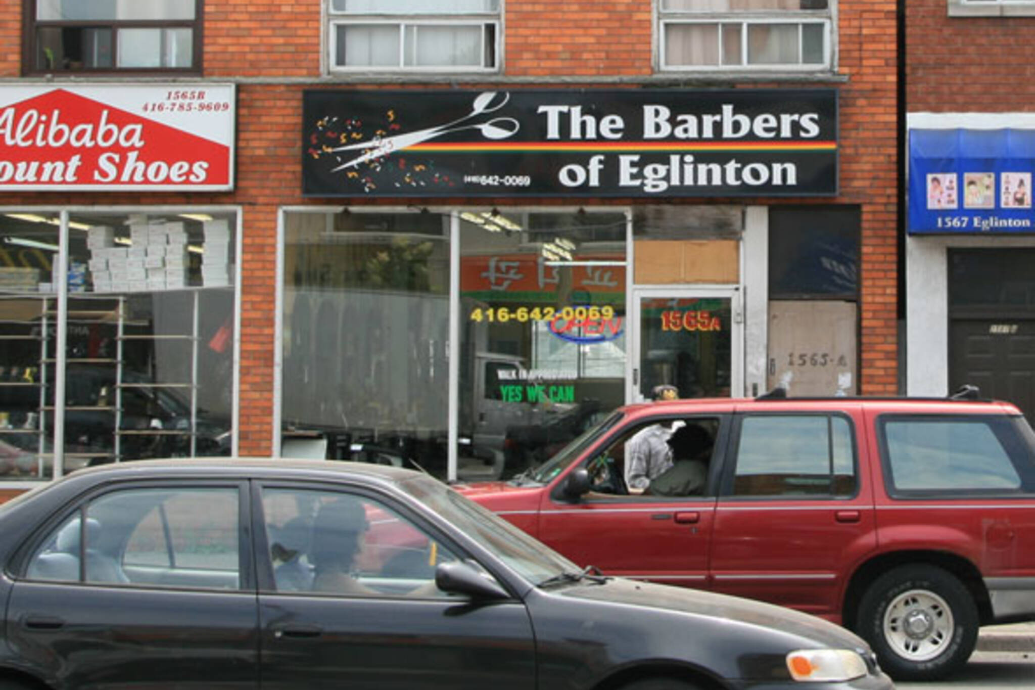 Barbers of Eglinton