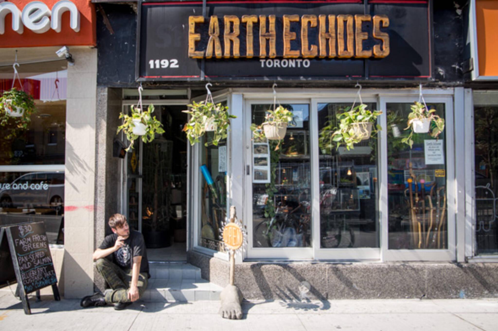 earth echoes toronto
