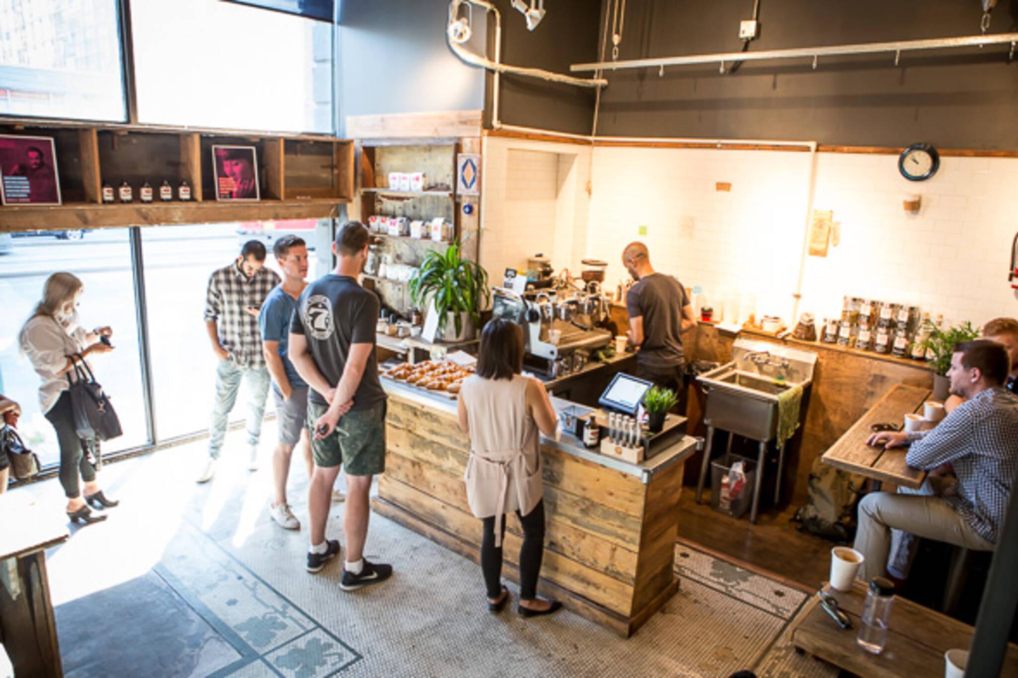 independent coffee Toronto