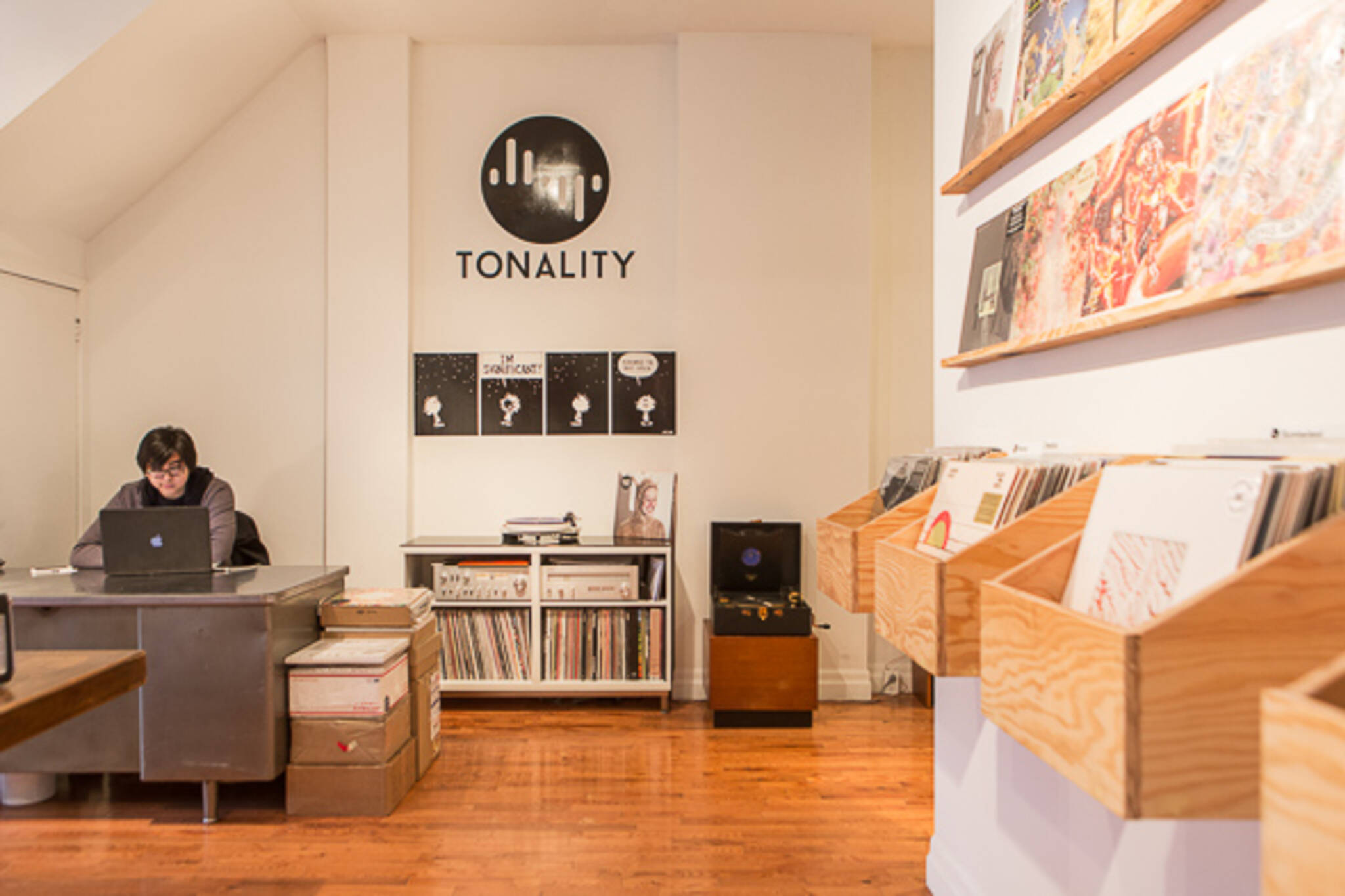 Tonality Records Toronto