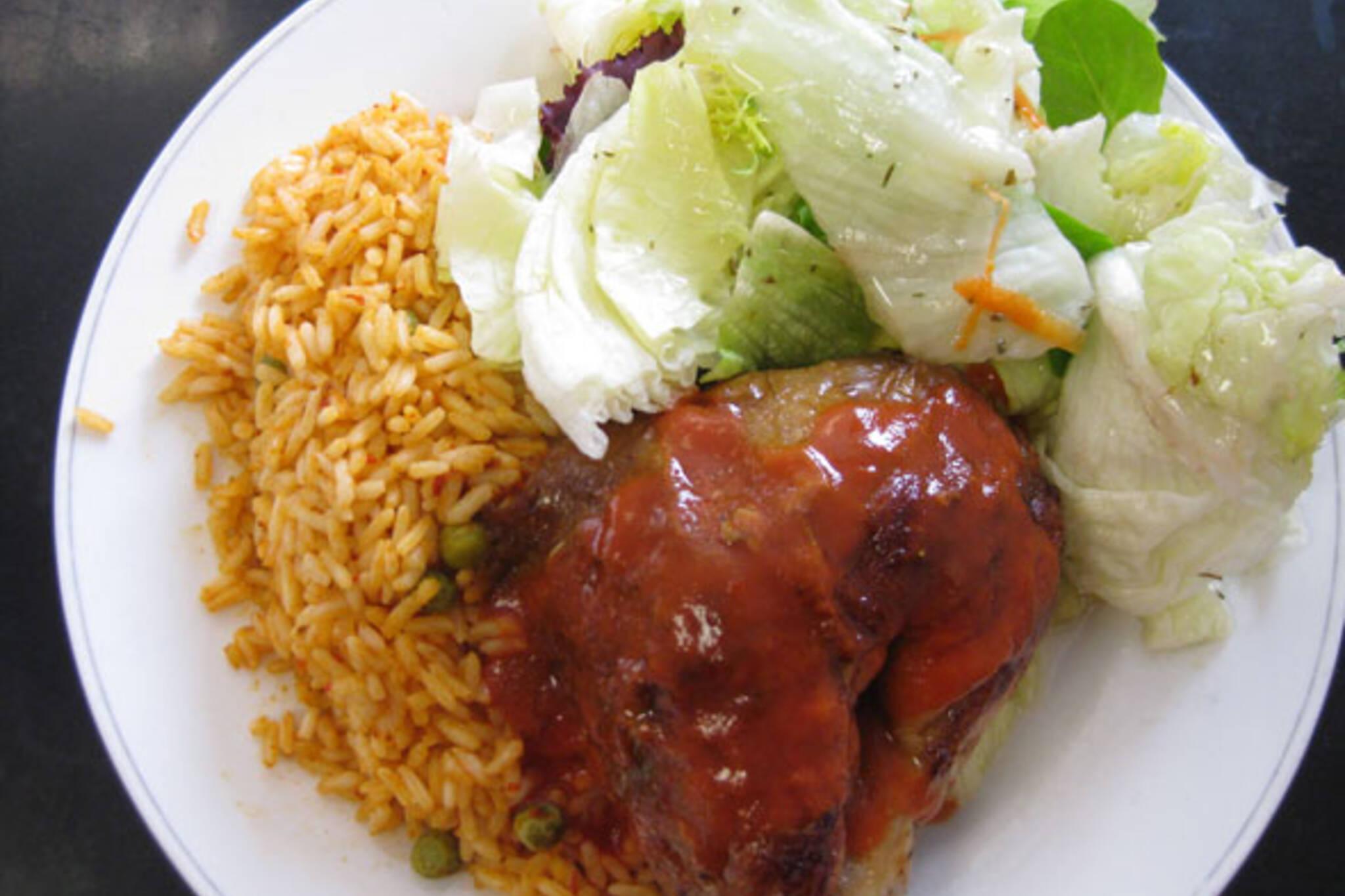 Sardinha BBQ Chicken