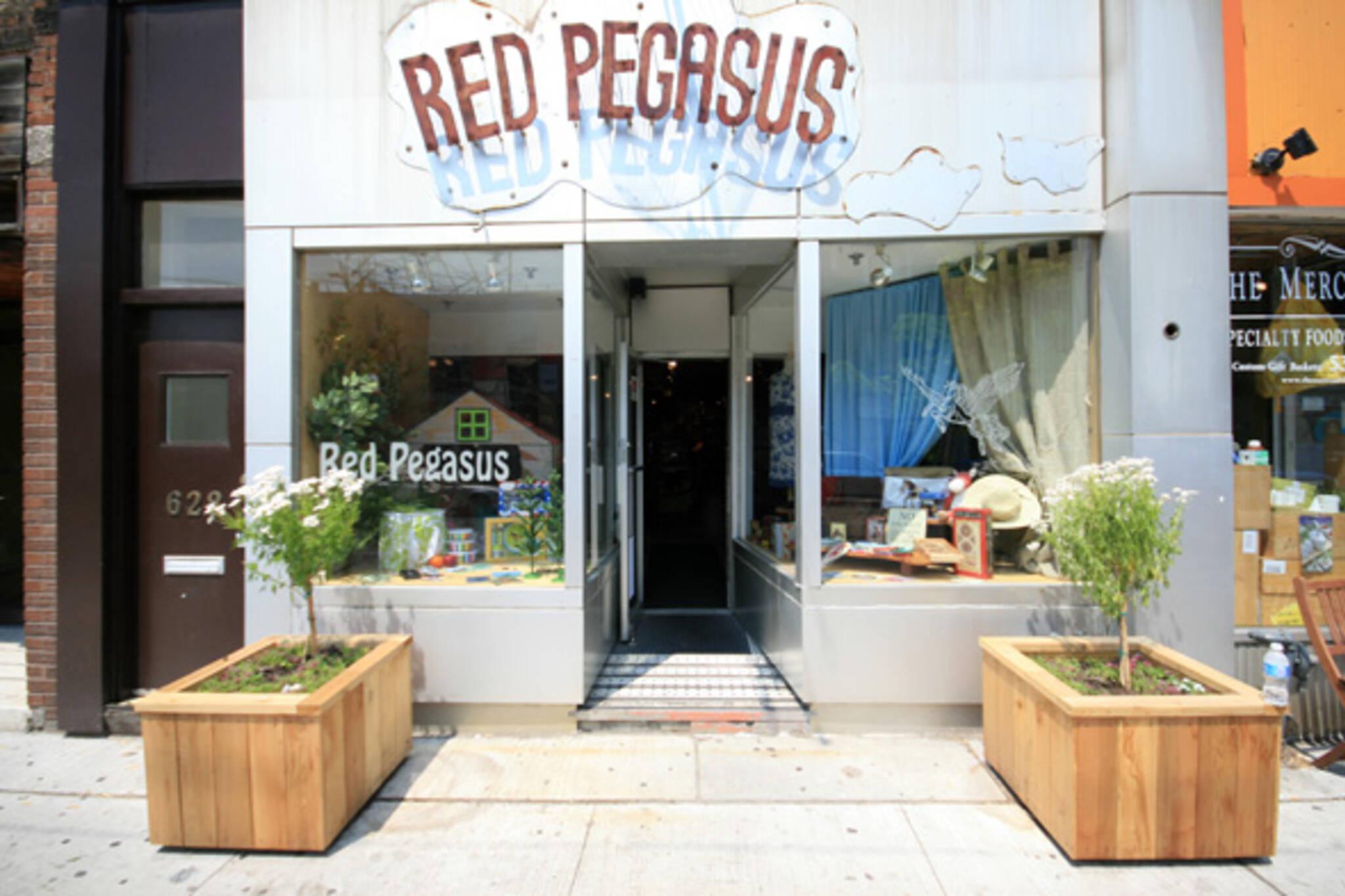 Red Pegasus