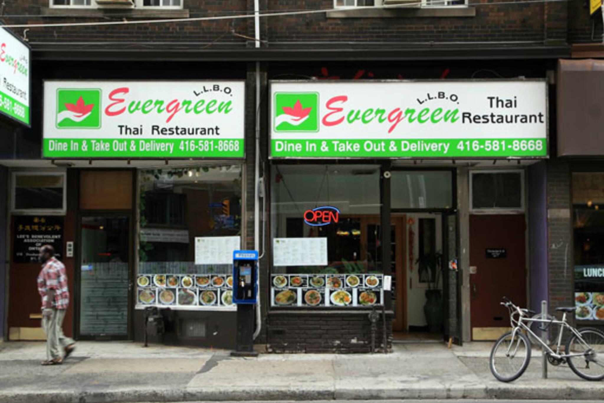 Evergreen Thai Toronto