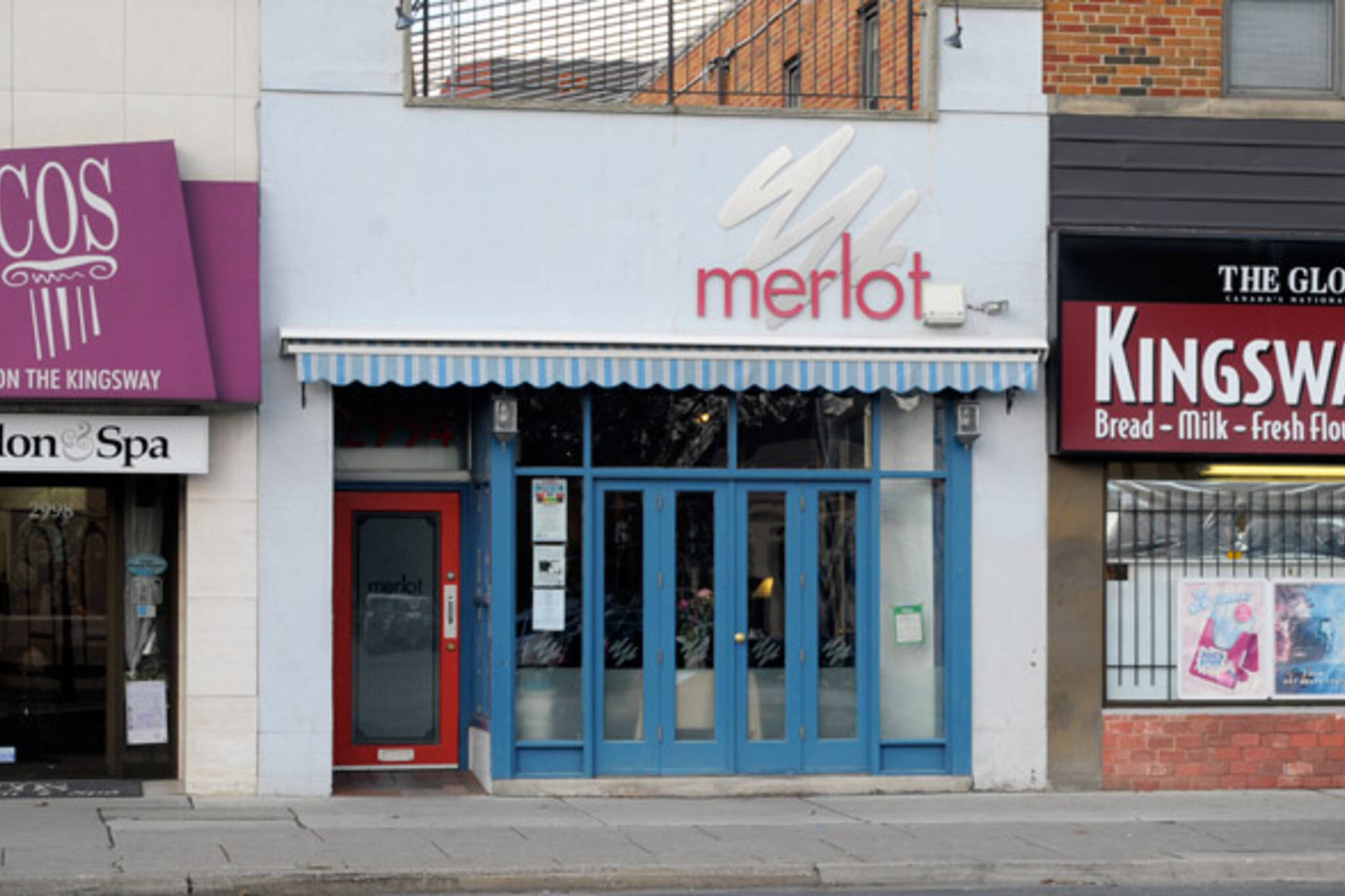 Merlot Restaurant Toronto