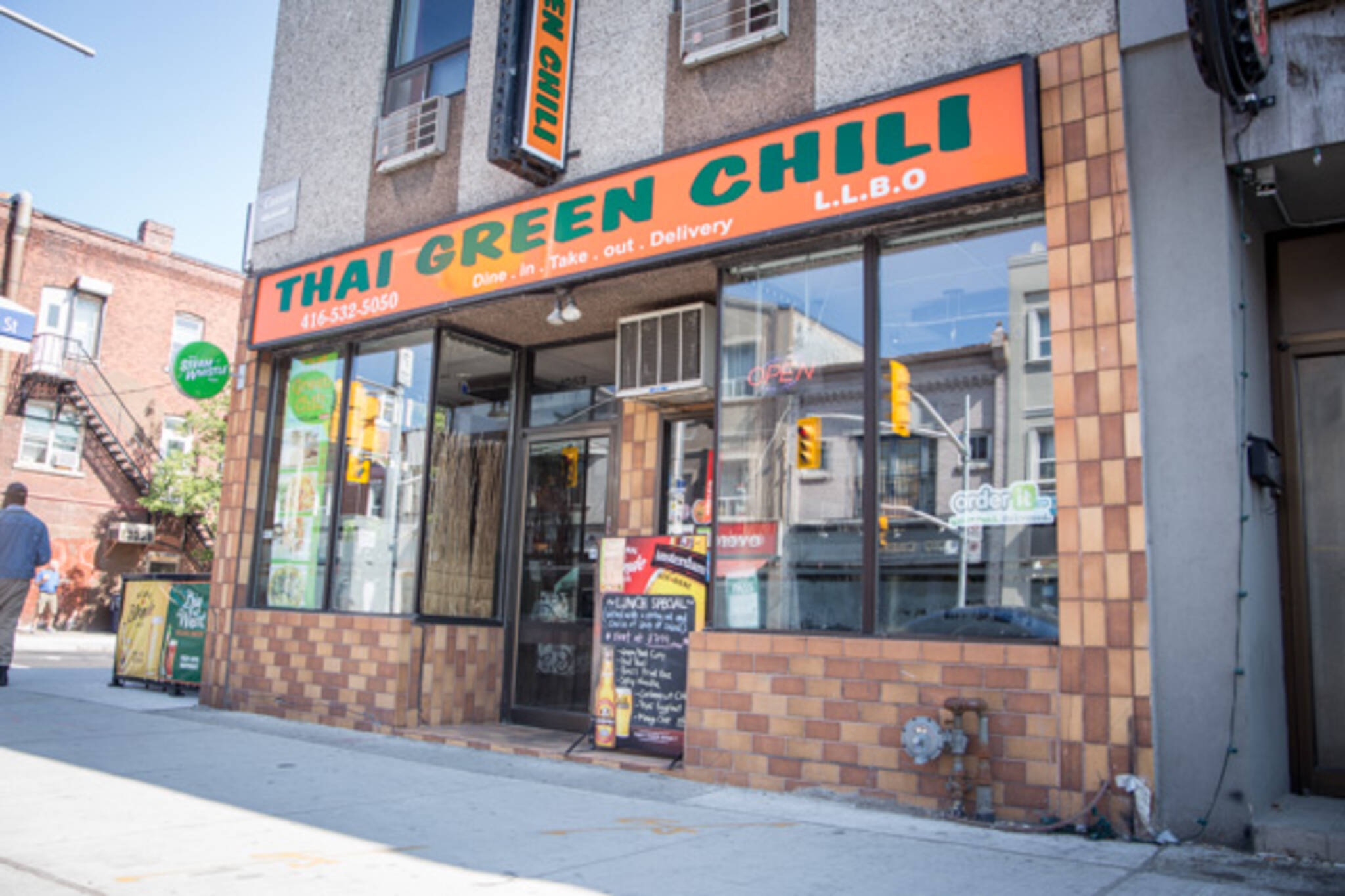 thai green chili toronto
