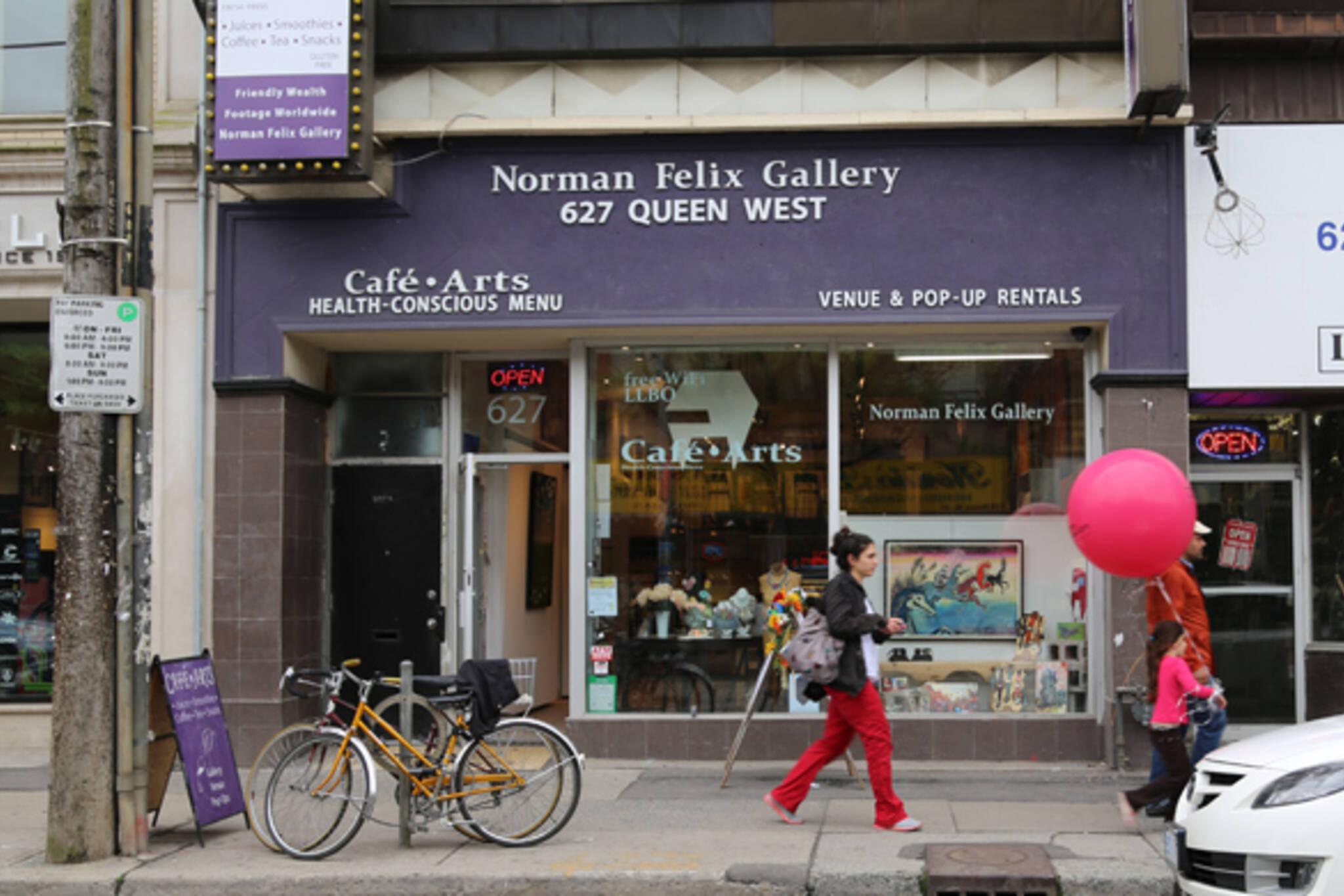 Norman Felix Gallery