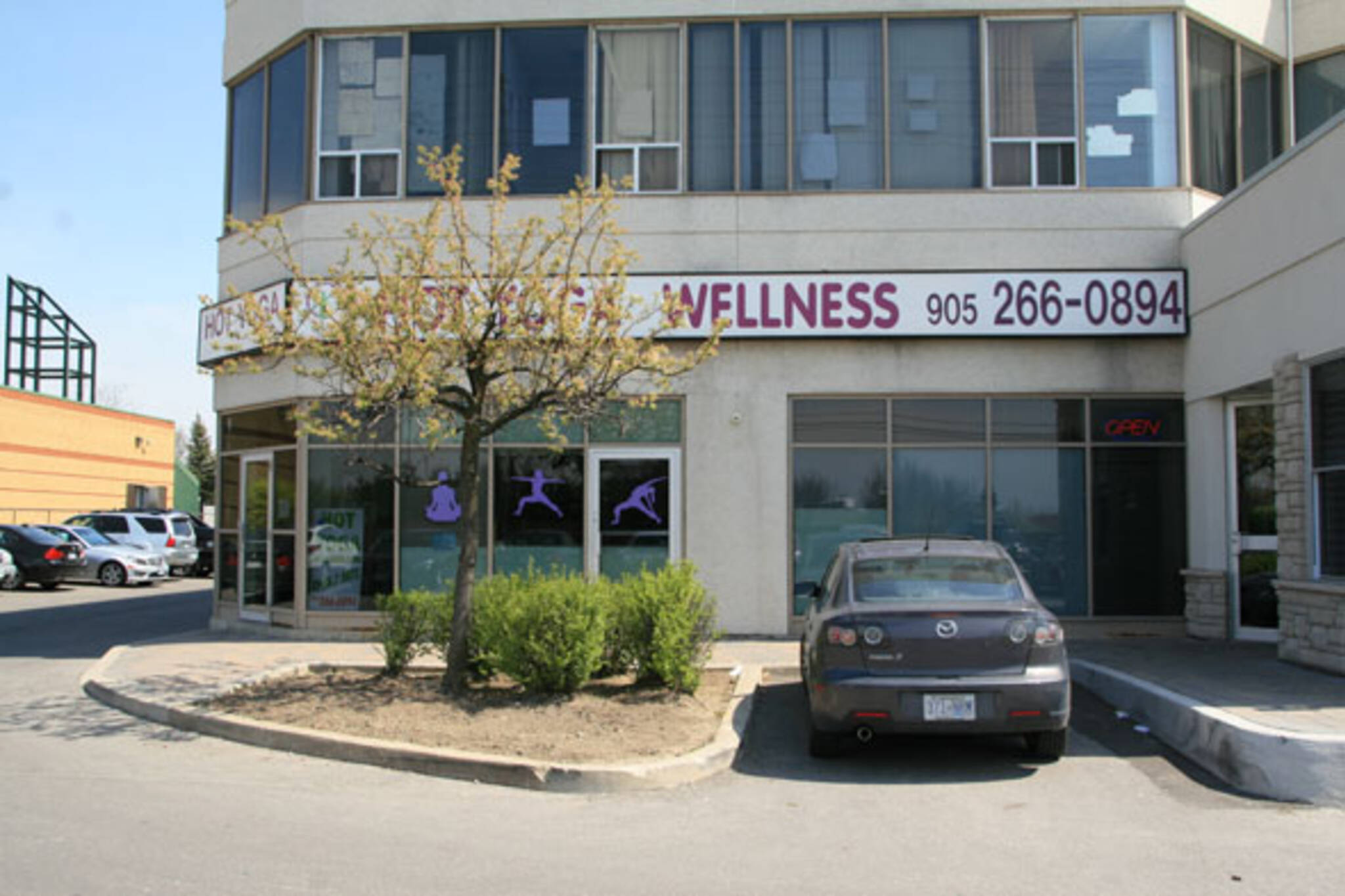 Toronto Hot Yoga Wellness
