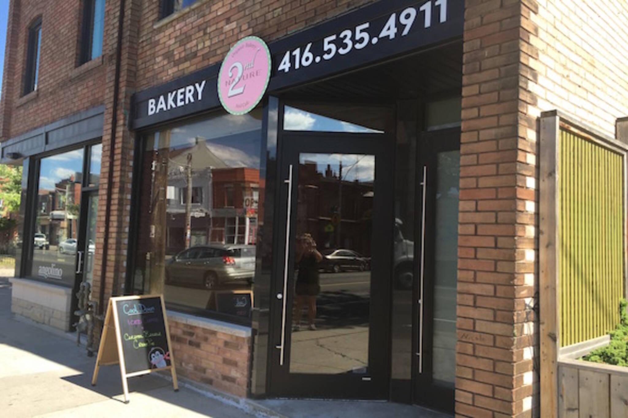 Second Nature Organic Bakery Toronto