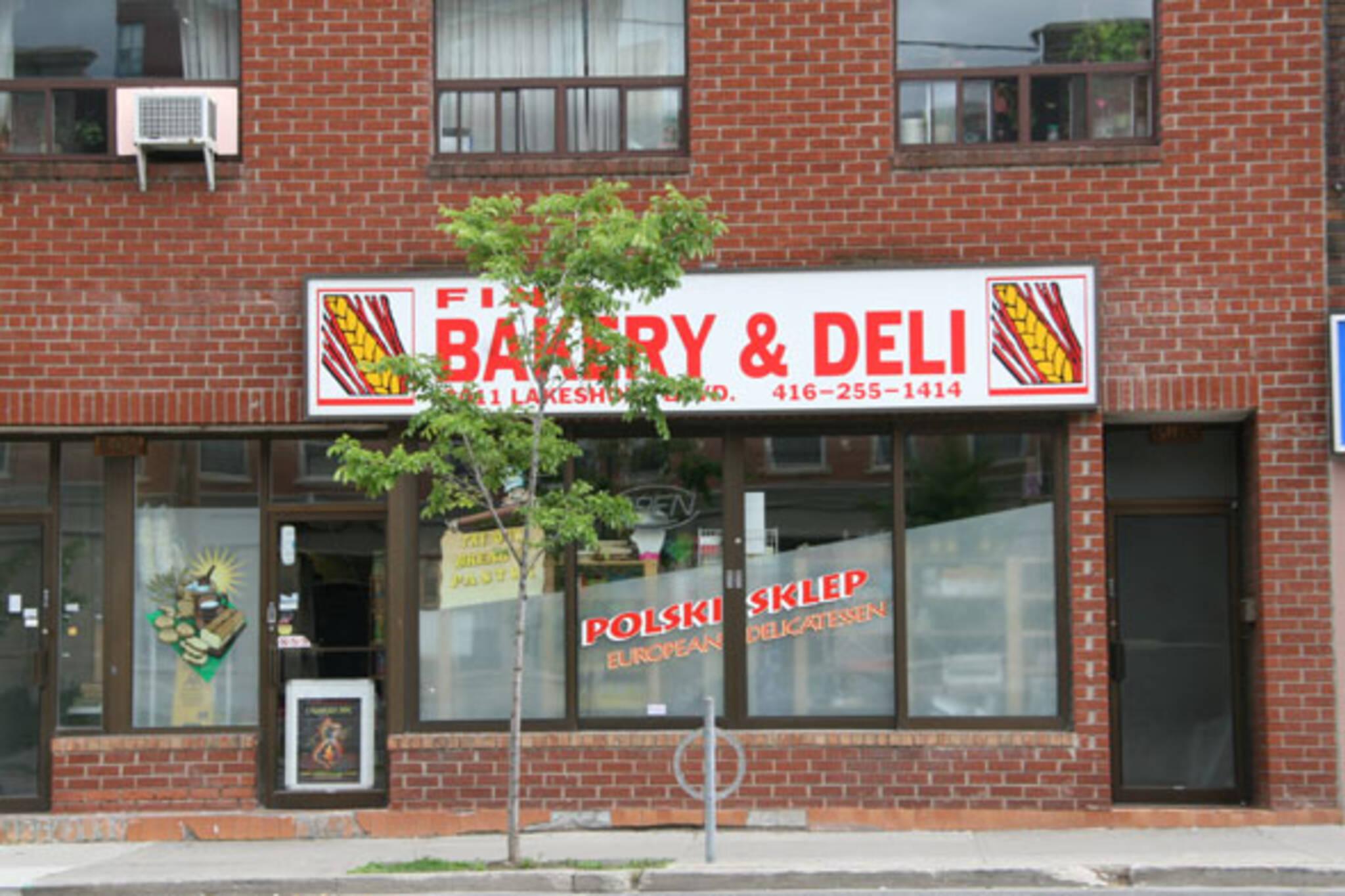 Fine Bakery Deli Toronto