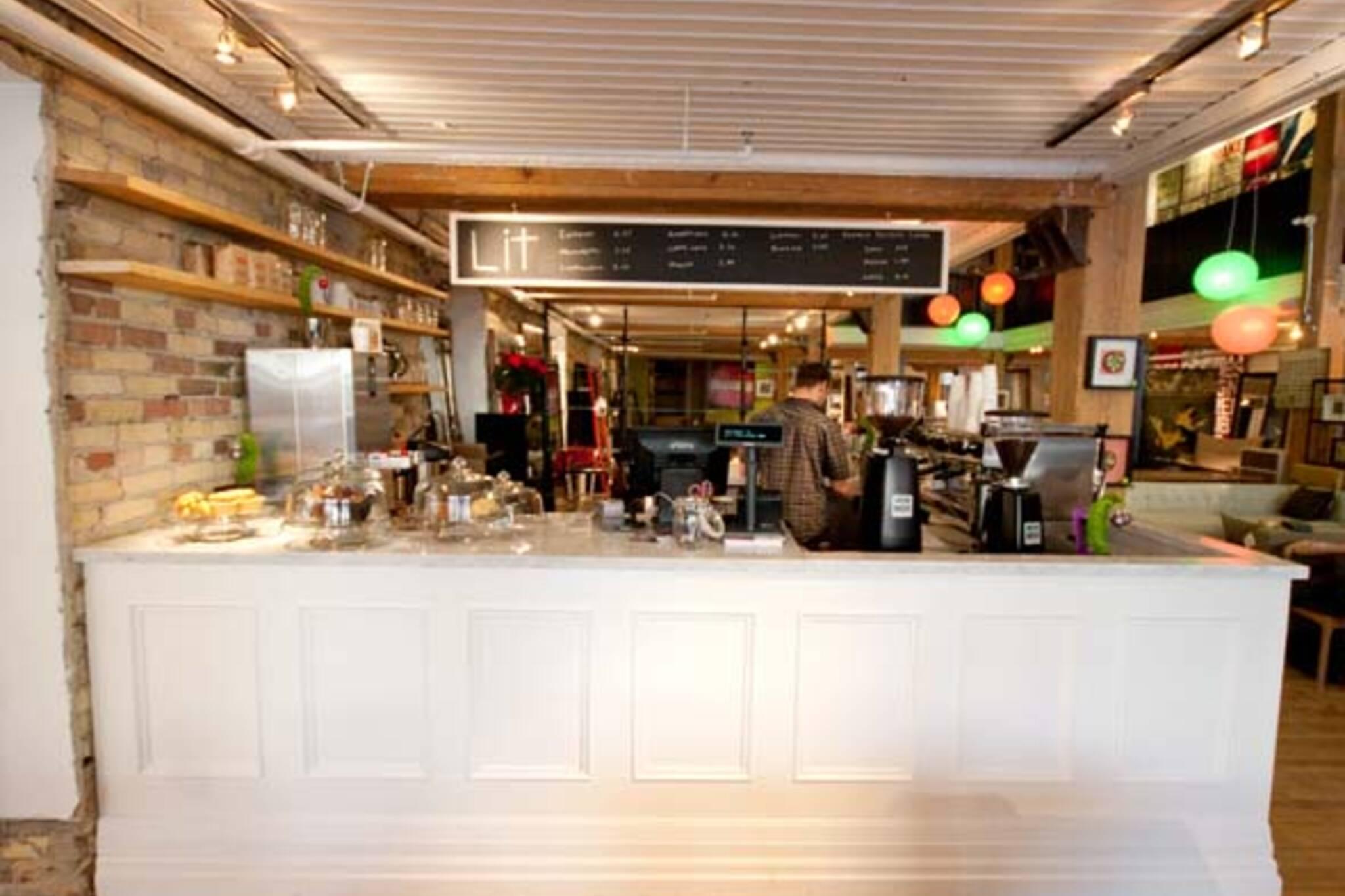 Lit Espresso Bar