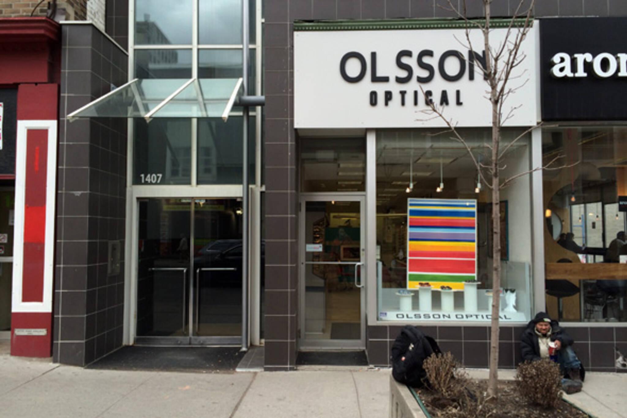 Olsson Optical Toronto
