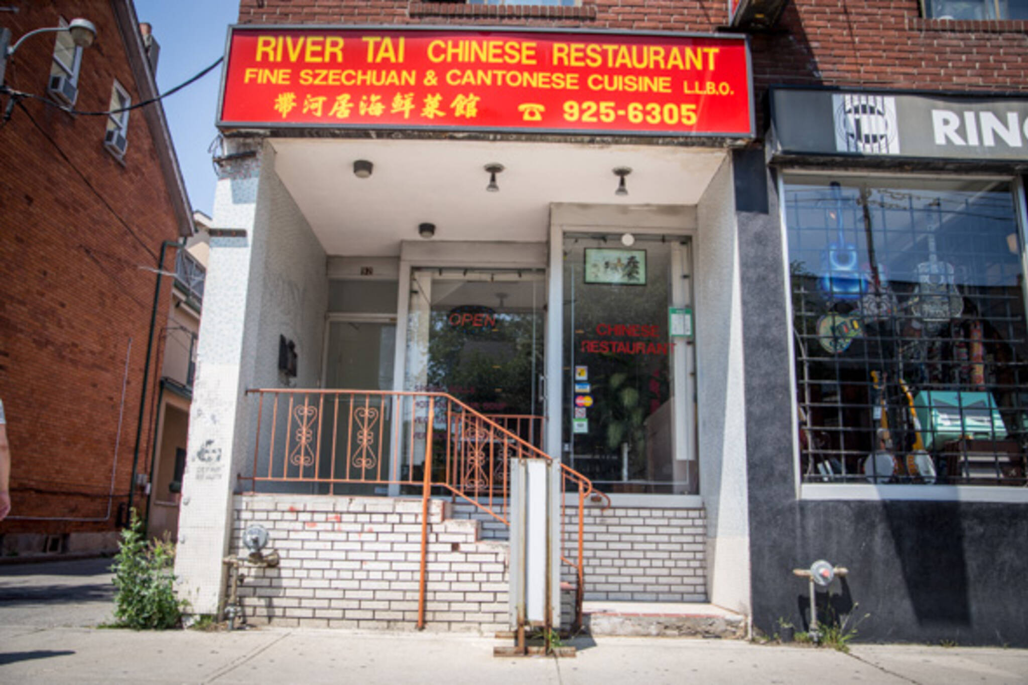 river tai chinese toronto