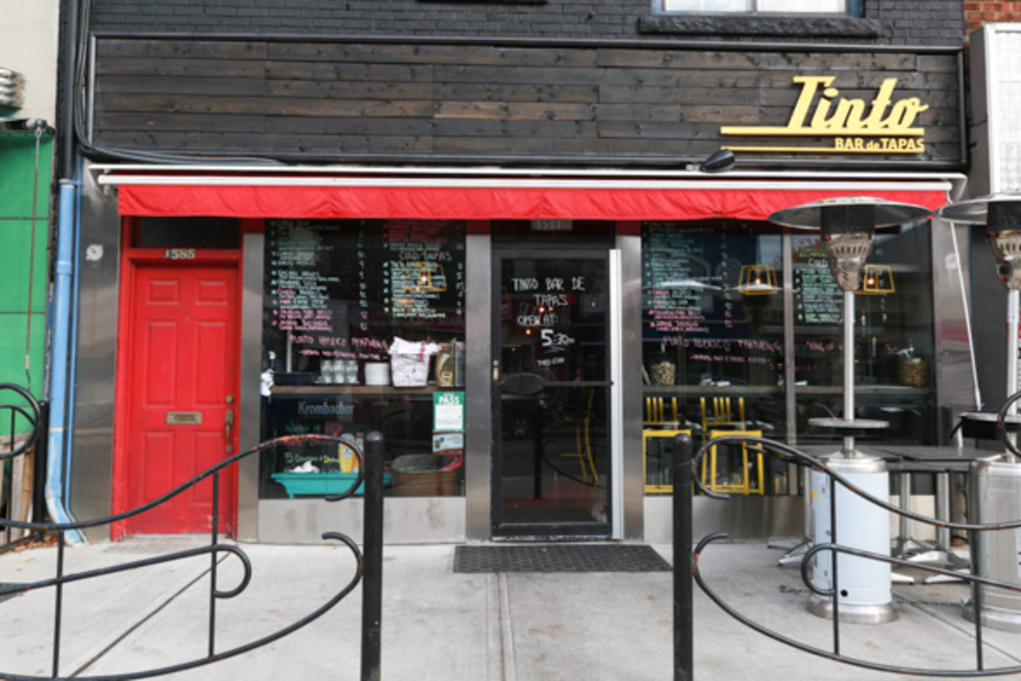 tinto bar and tapas