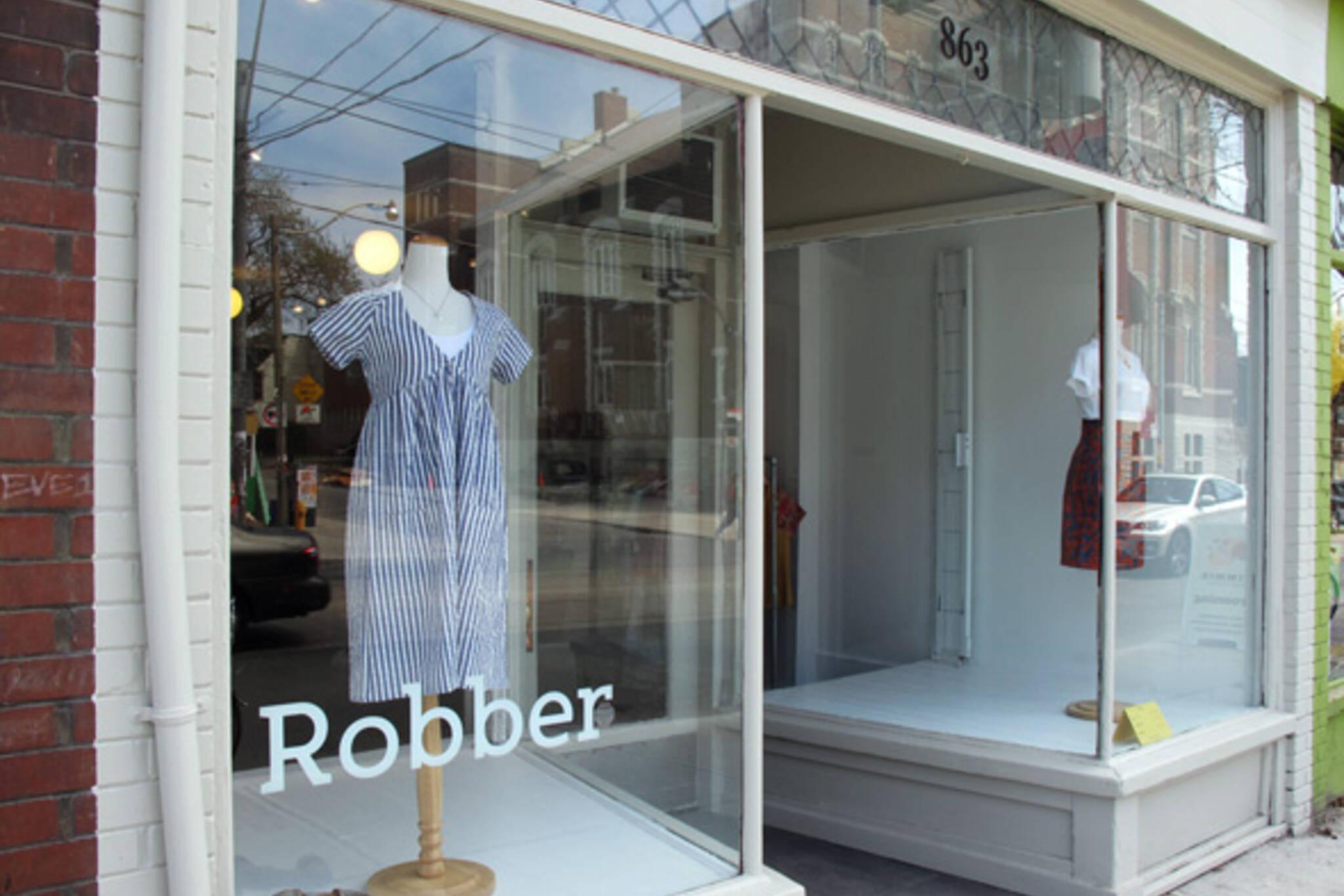 robber Toronto