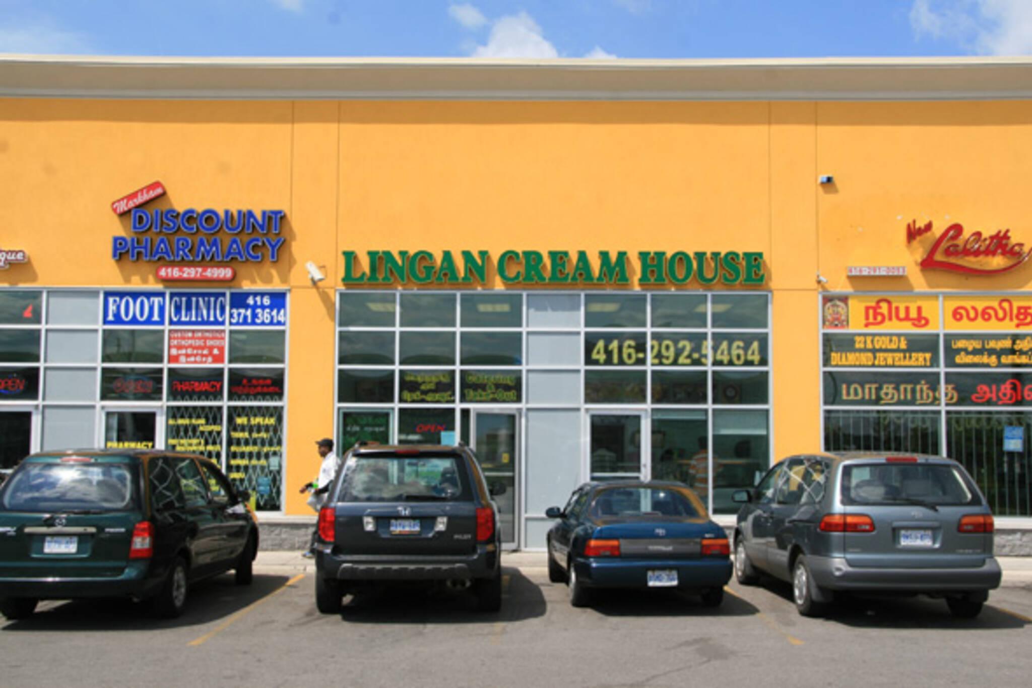 Lingan Cream House