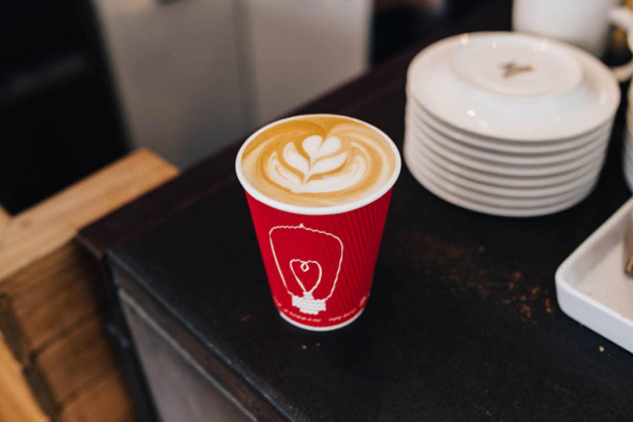 Red Bulb Espresso