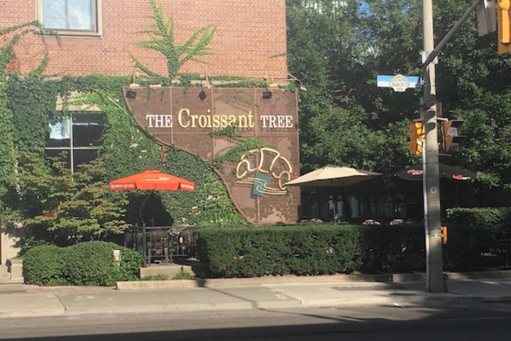 Croissant Tree Toronto