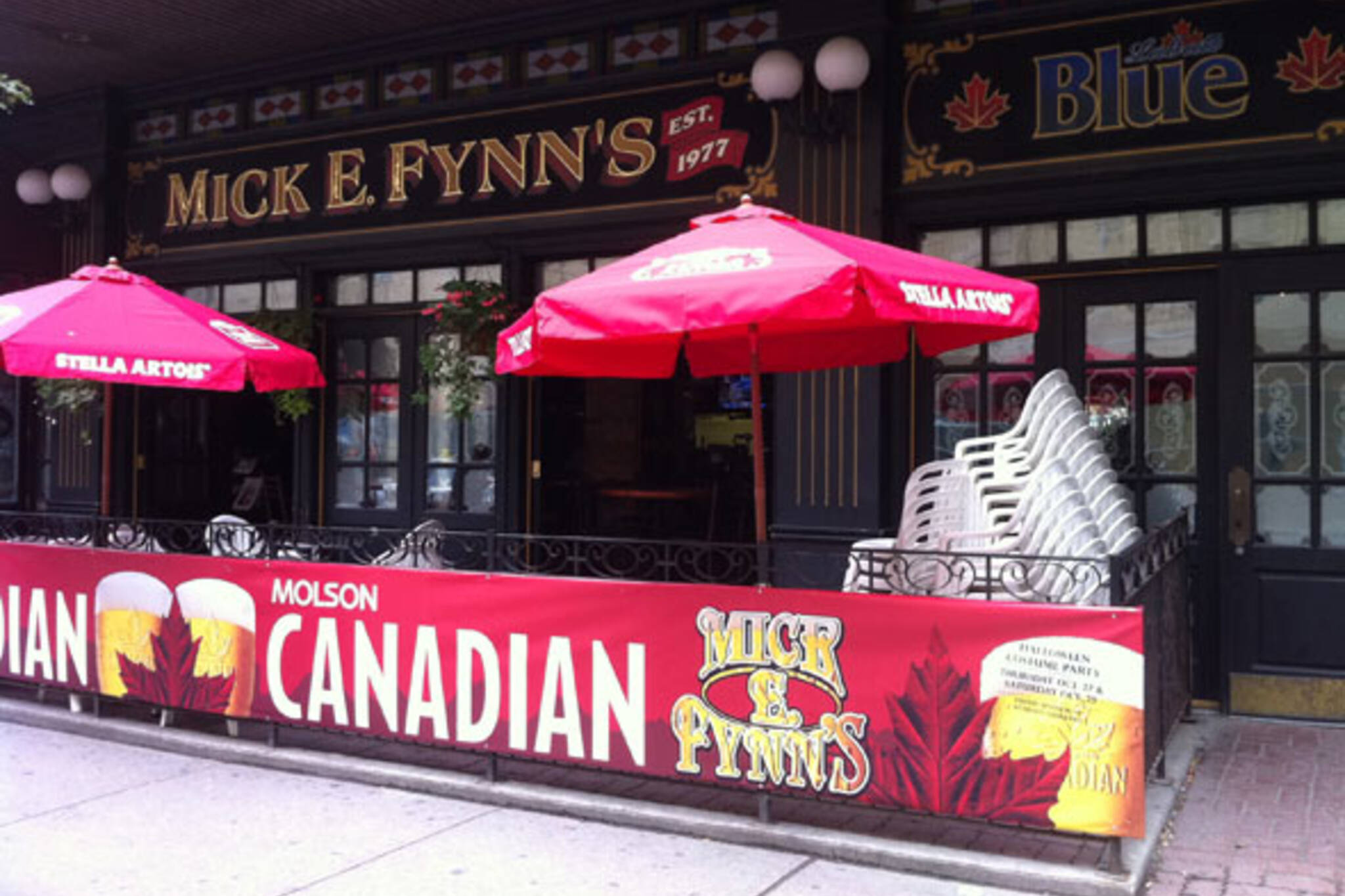 Mick E Fynn's Toronto
