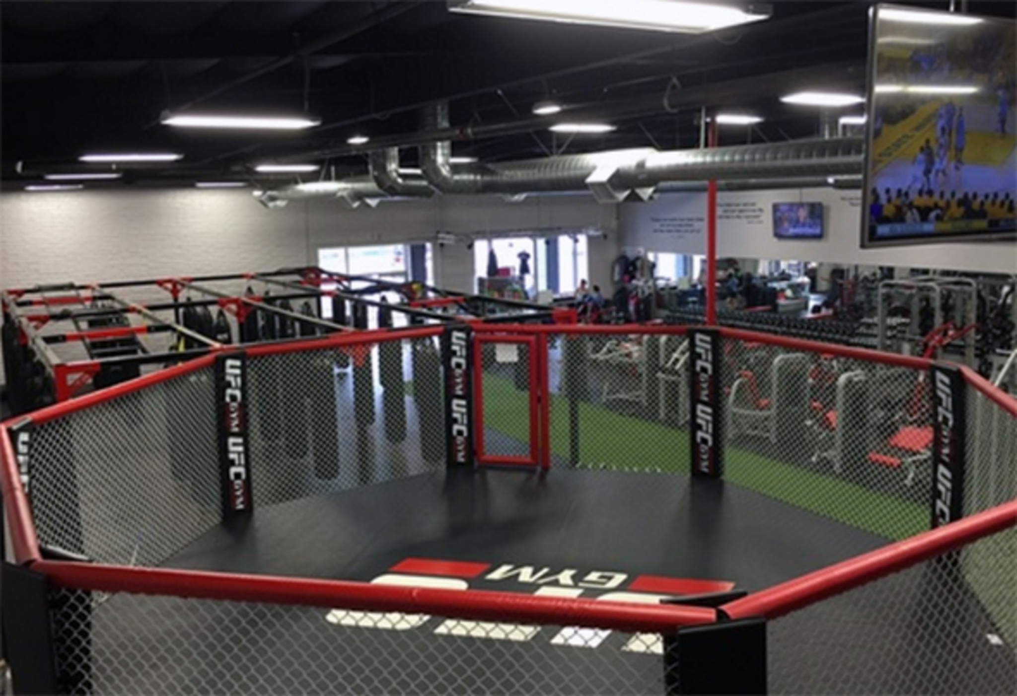 Ufc Gym Blogto Toronto