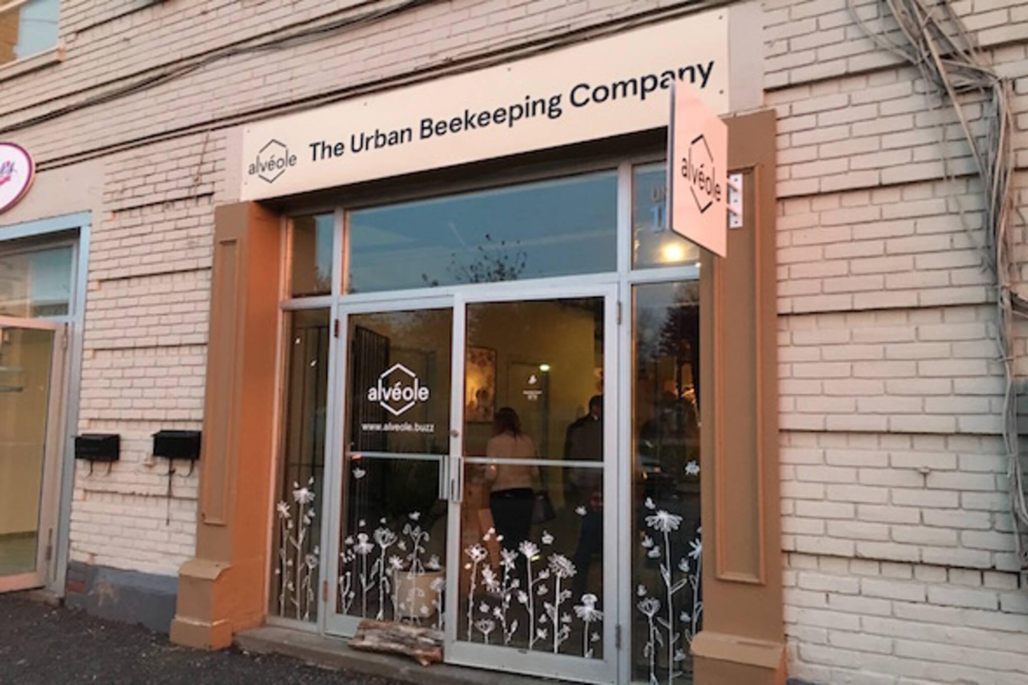 Alveole Urban Beekeeping Toronto