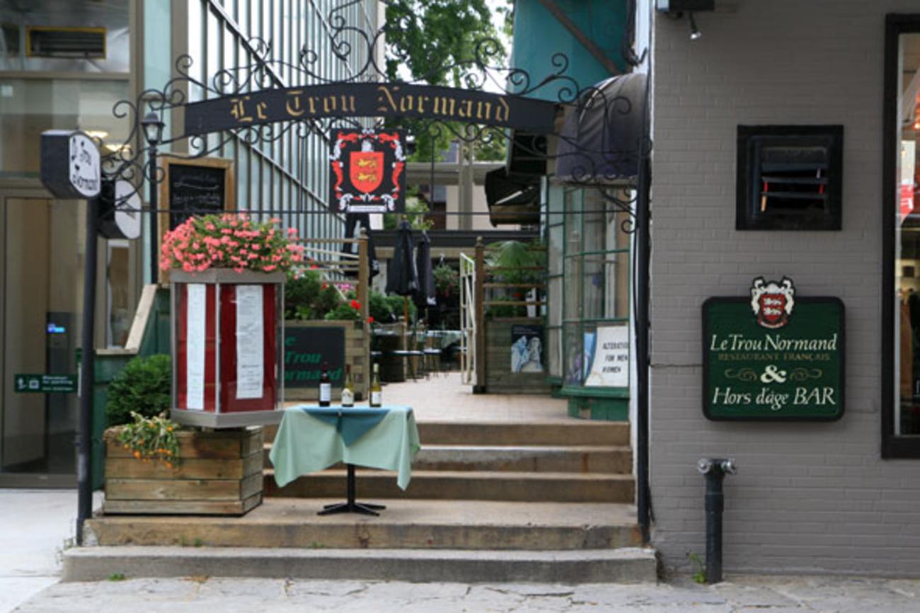 Le Trou Normand - CLOSED - blogTO - Toronto