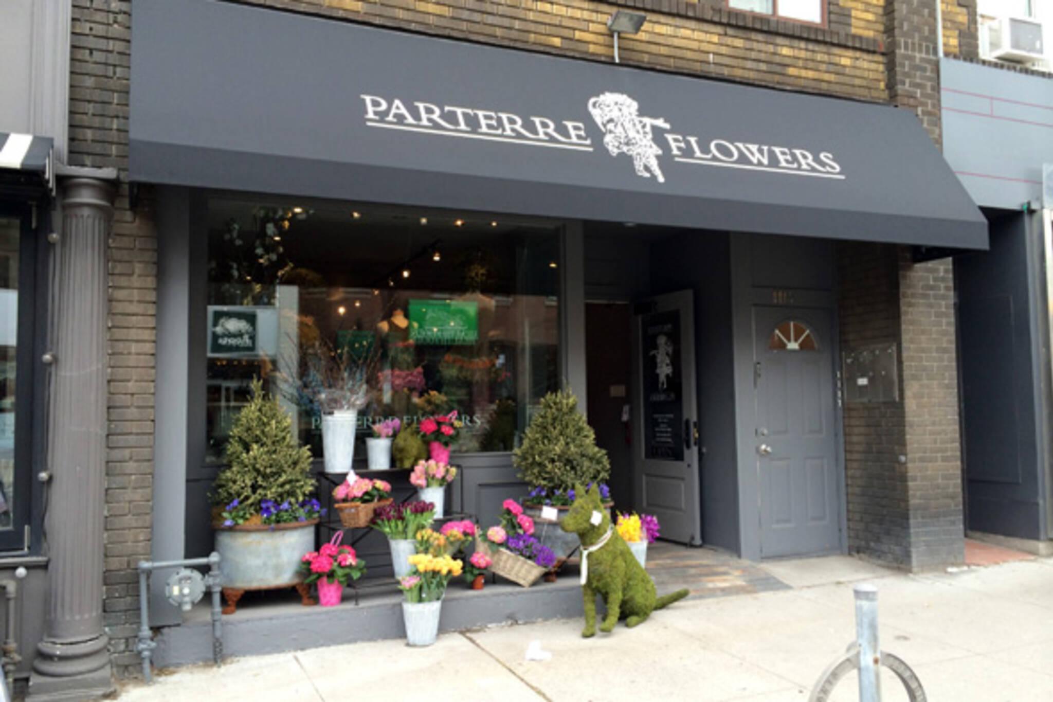 Parterre Flowers Toronto