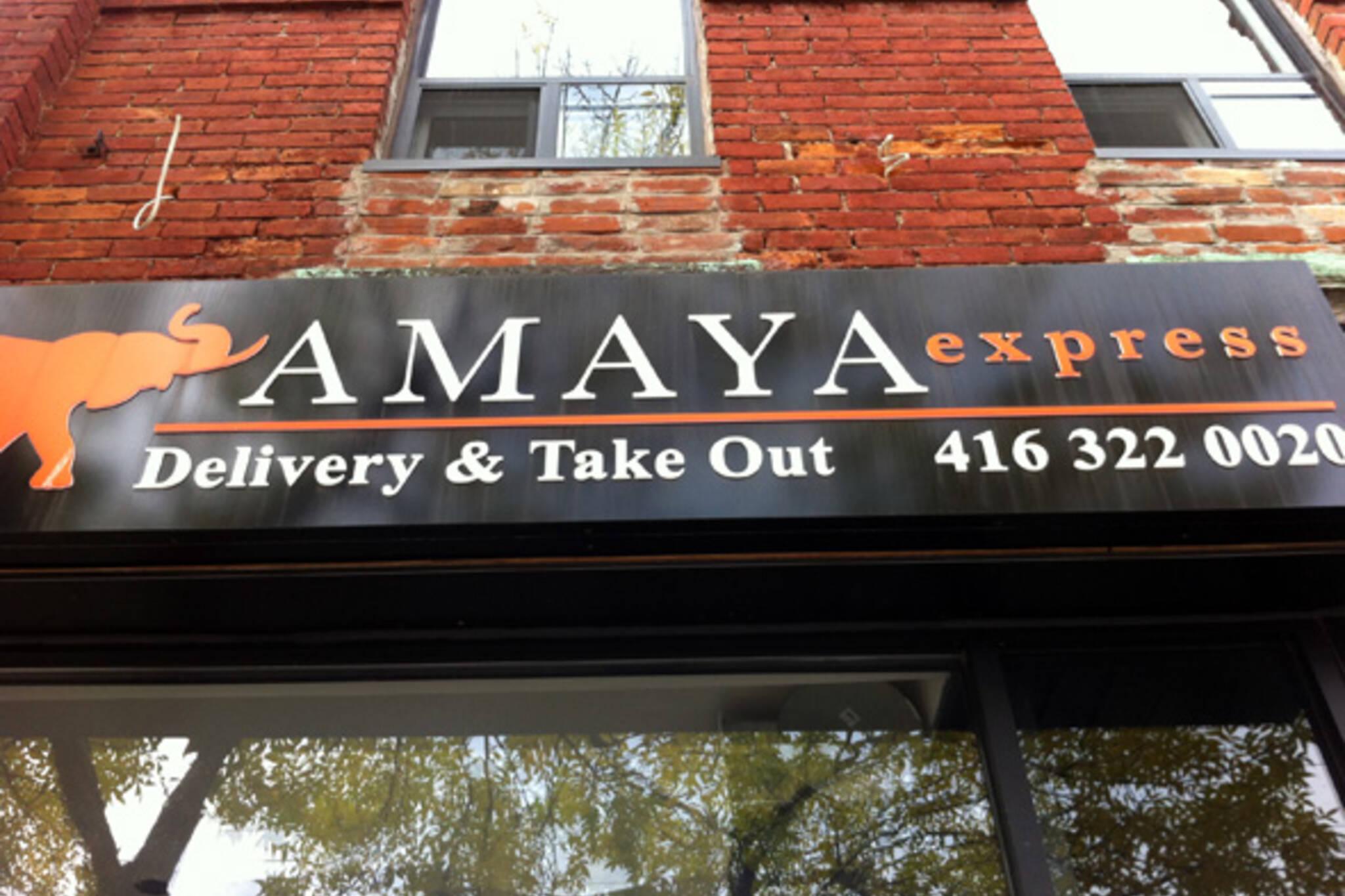 Amaya Express