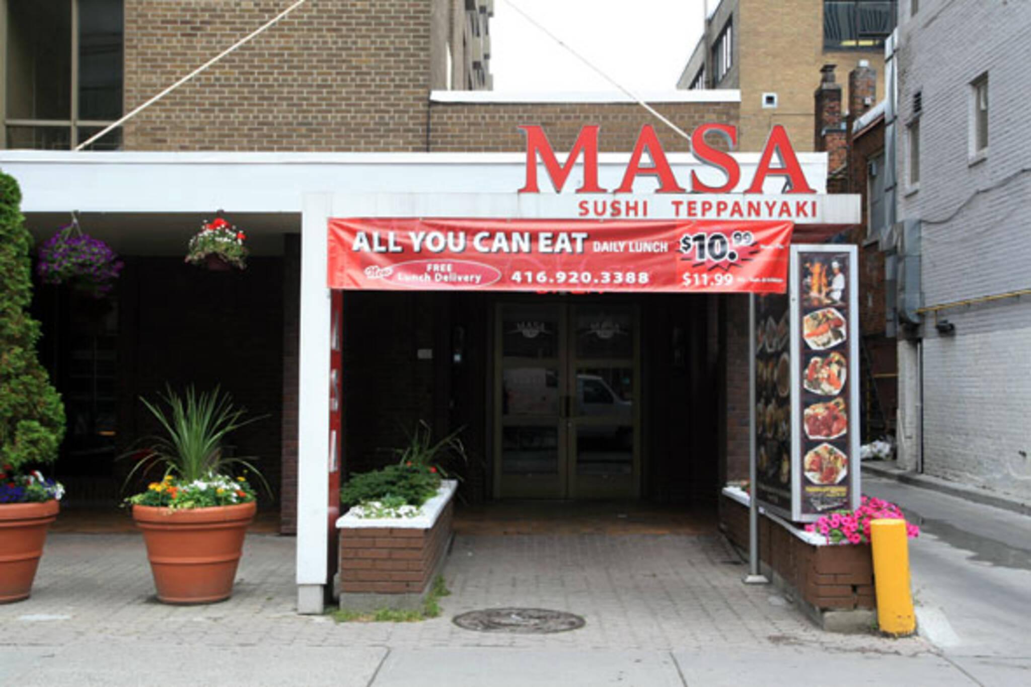 Masa Sushi Toronto