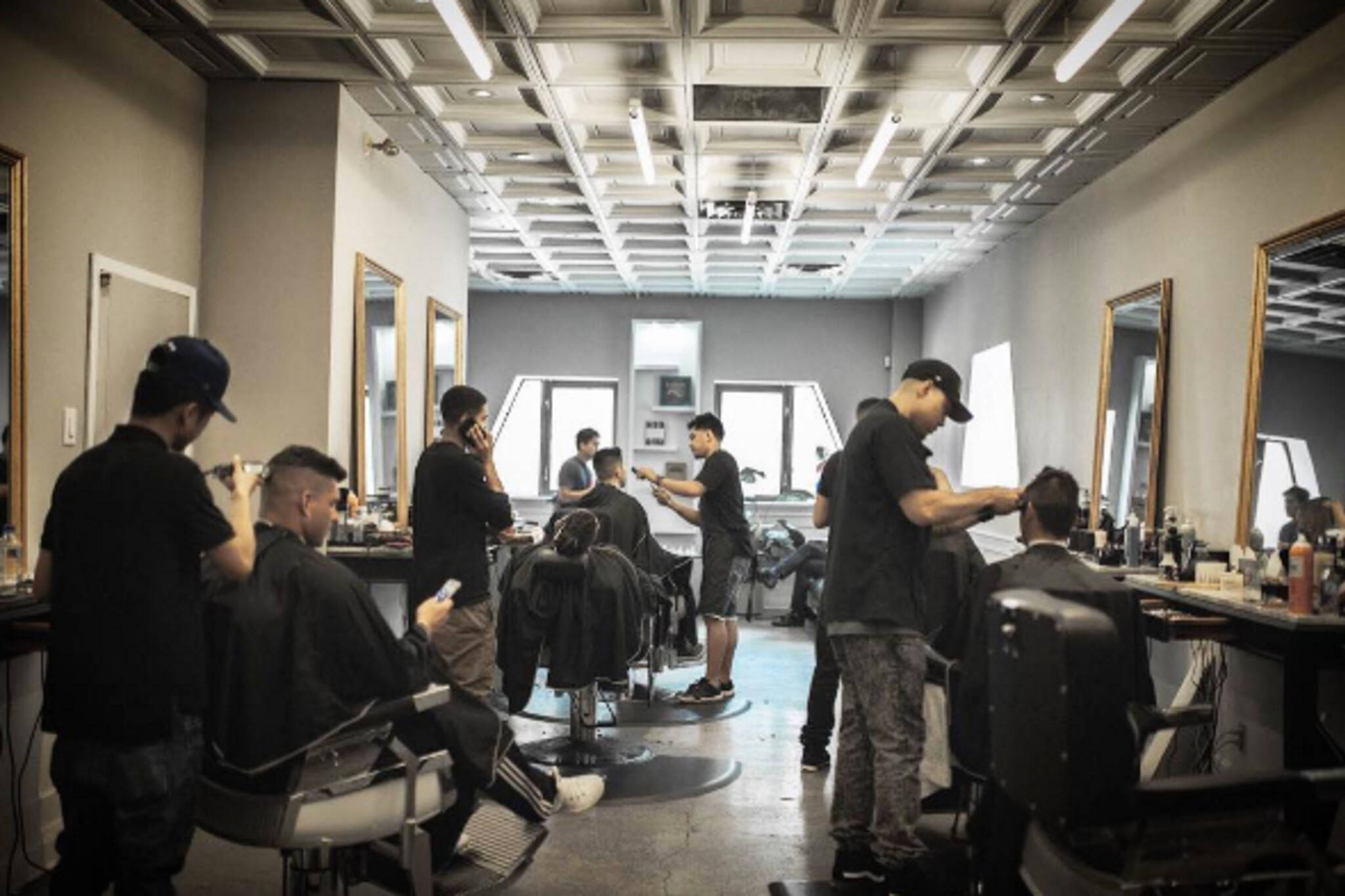 throne barbershop toronto