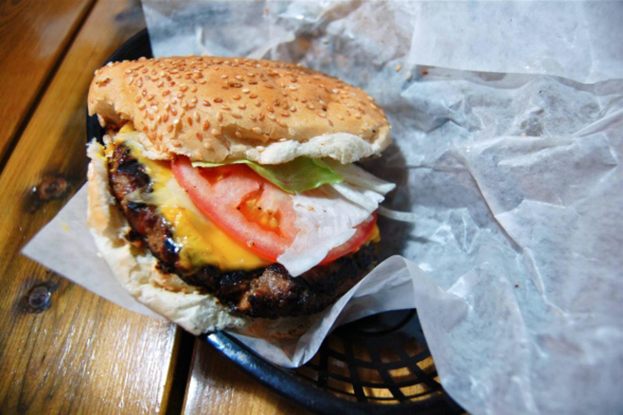 Joes Wings Burgers Toronto