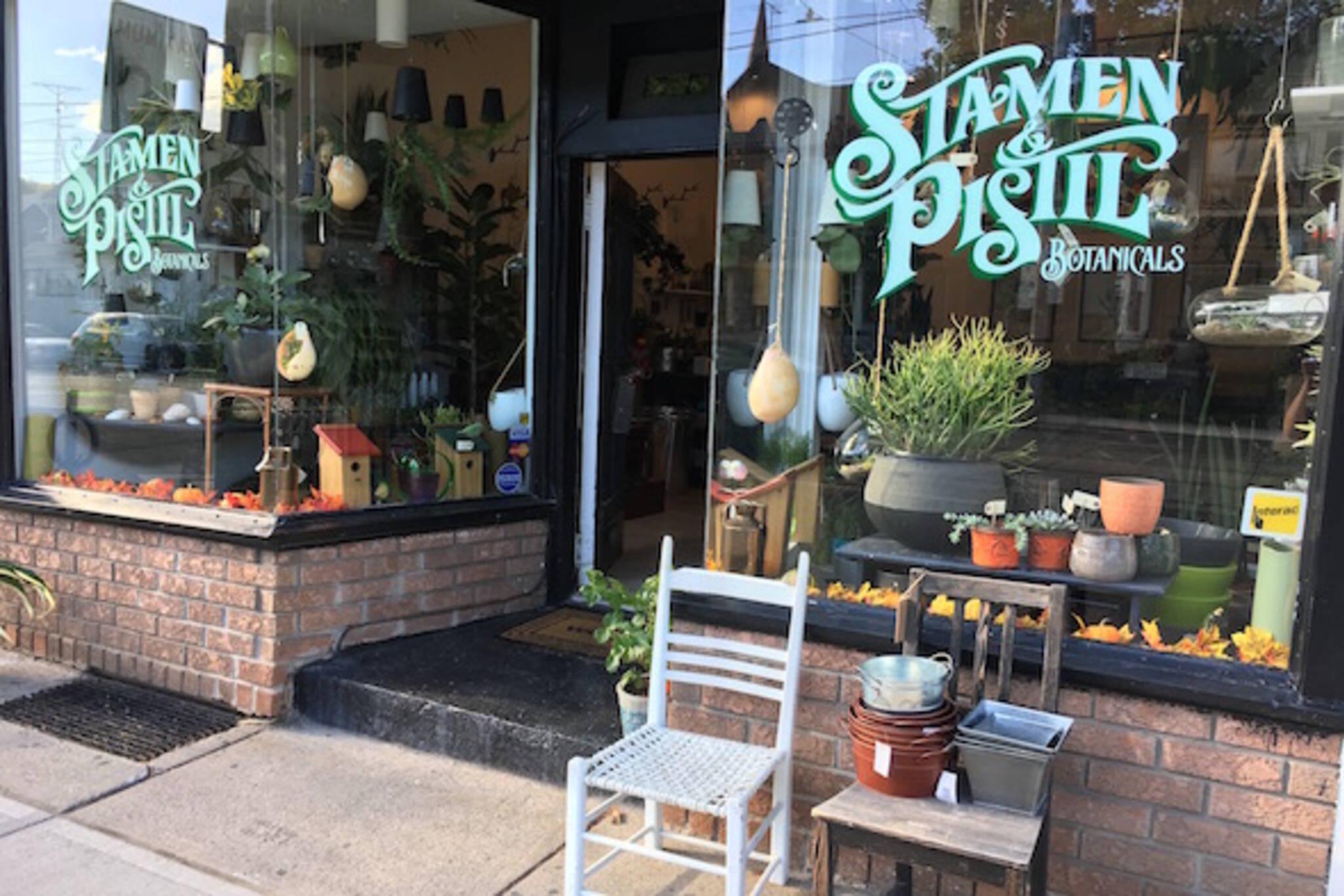 Stamen Pistil Botanicals Toronto