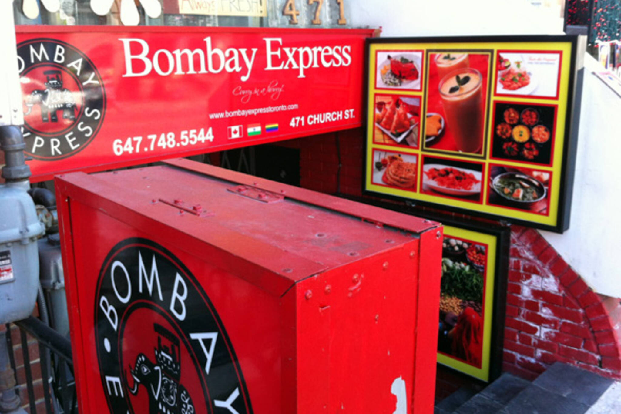 Bombay Express Toronto