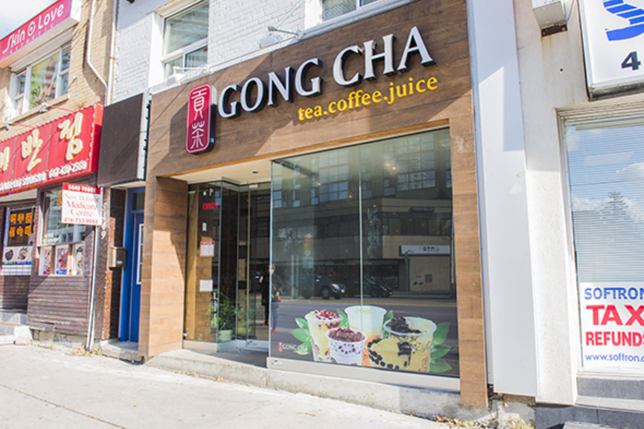 Gong Cha Toronto