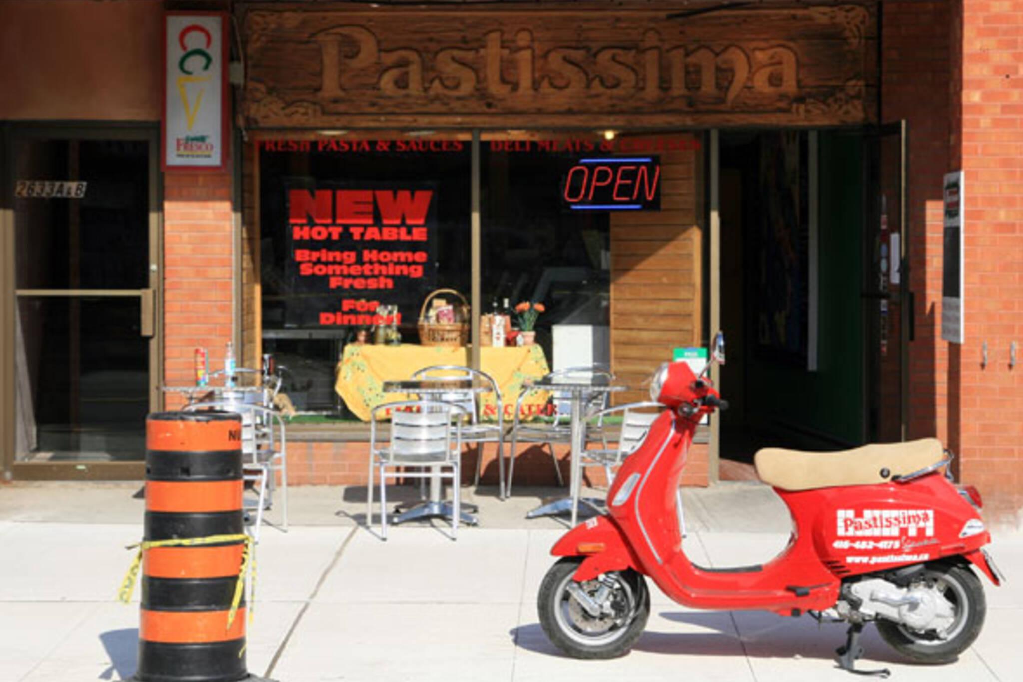 Pastissima Toronto
