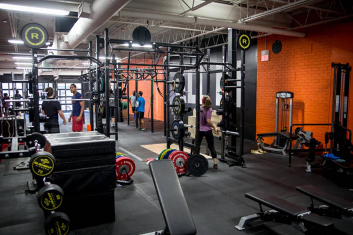 Tidal CrossFit BlogTO Toronto