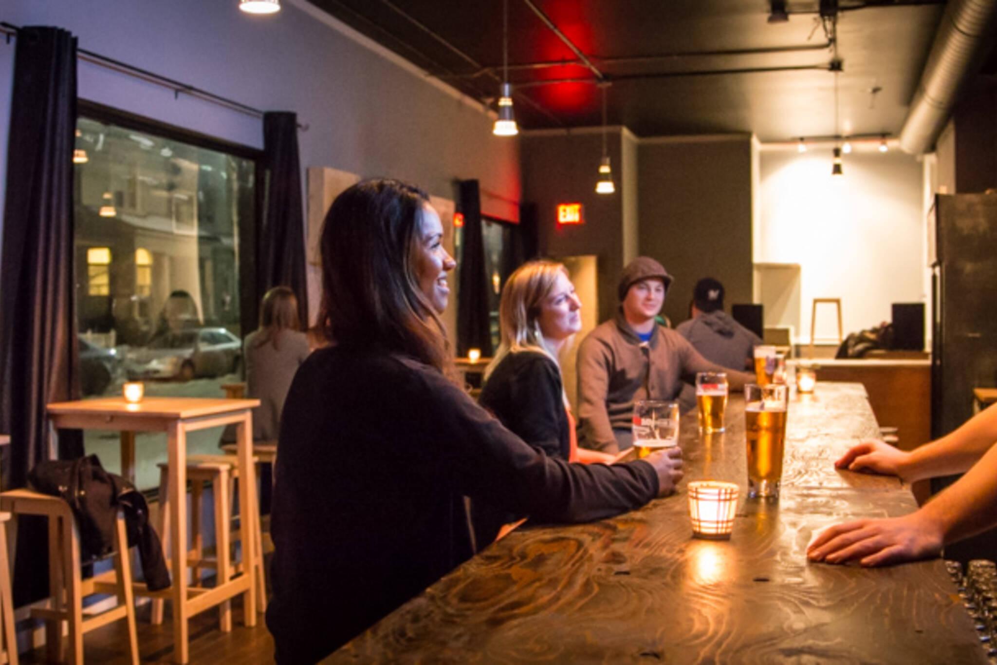 Sidestreet Bar toronto