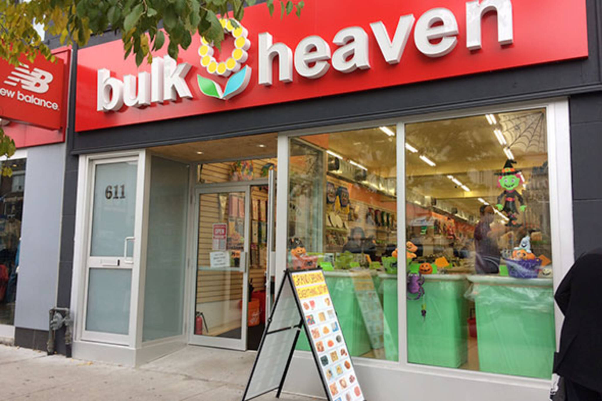 Bulk Heaven Danforth Toronto