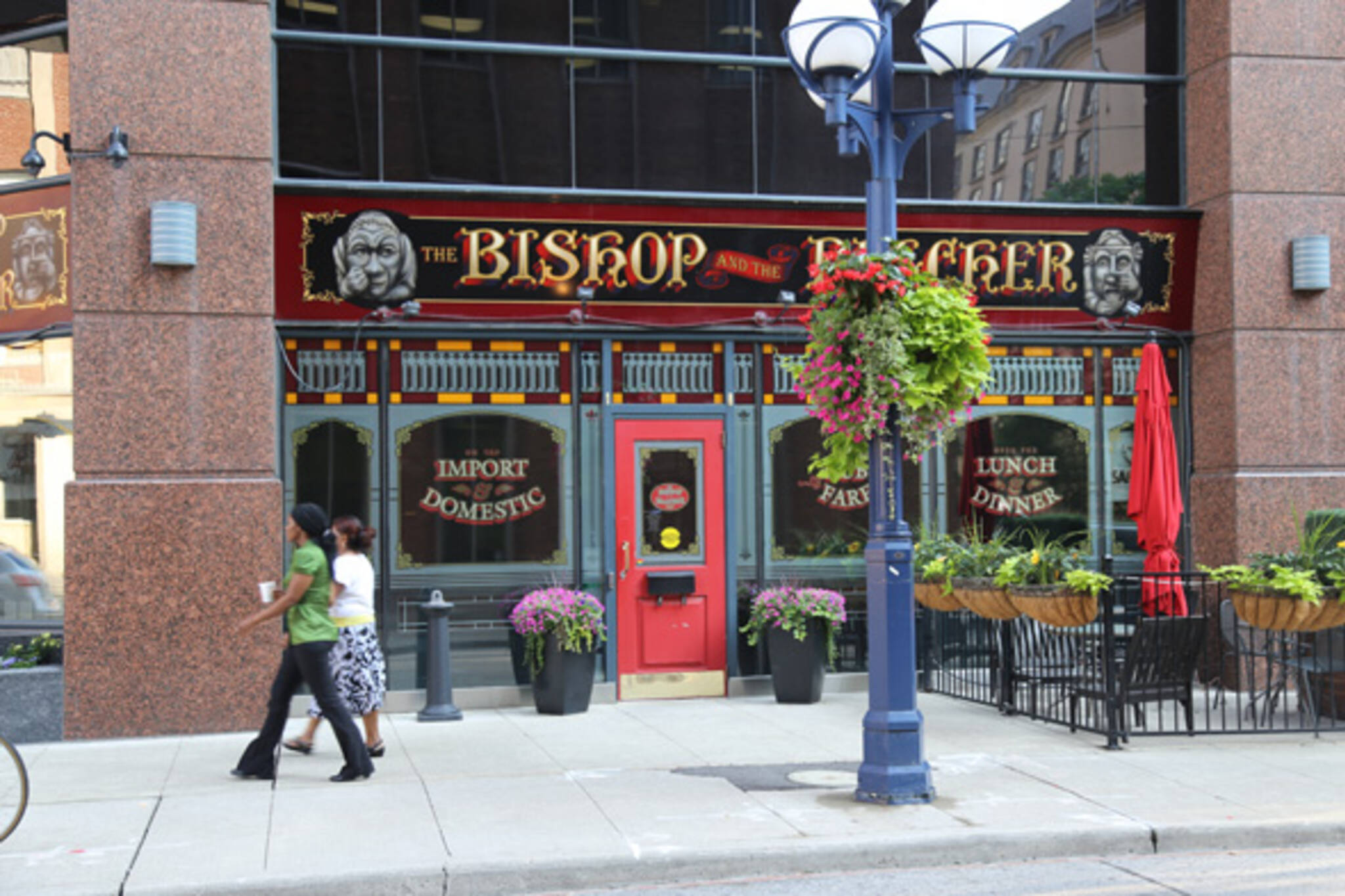 Bishop and the Belcher Toronto