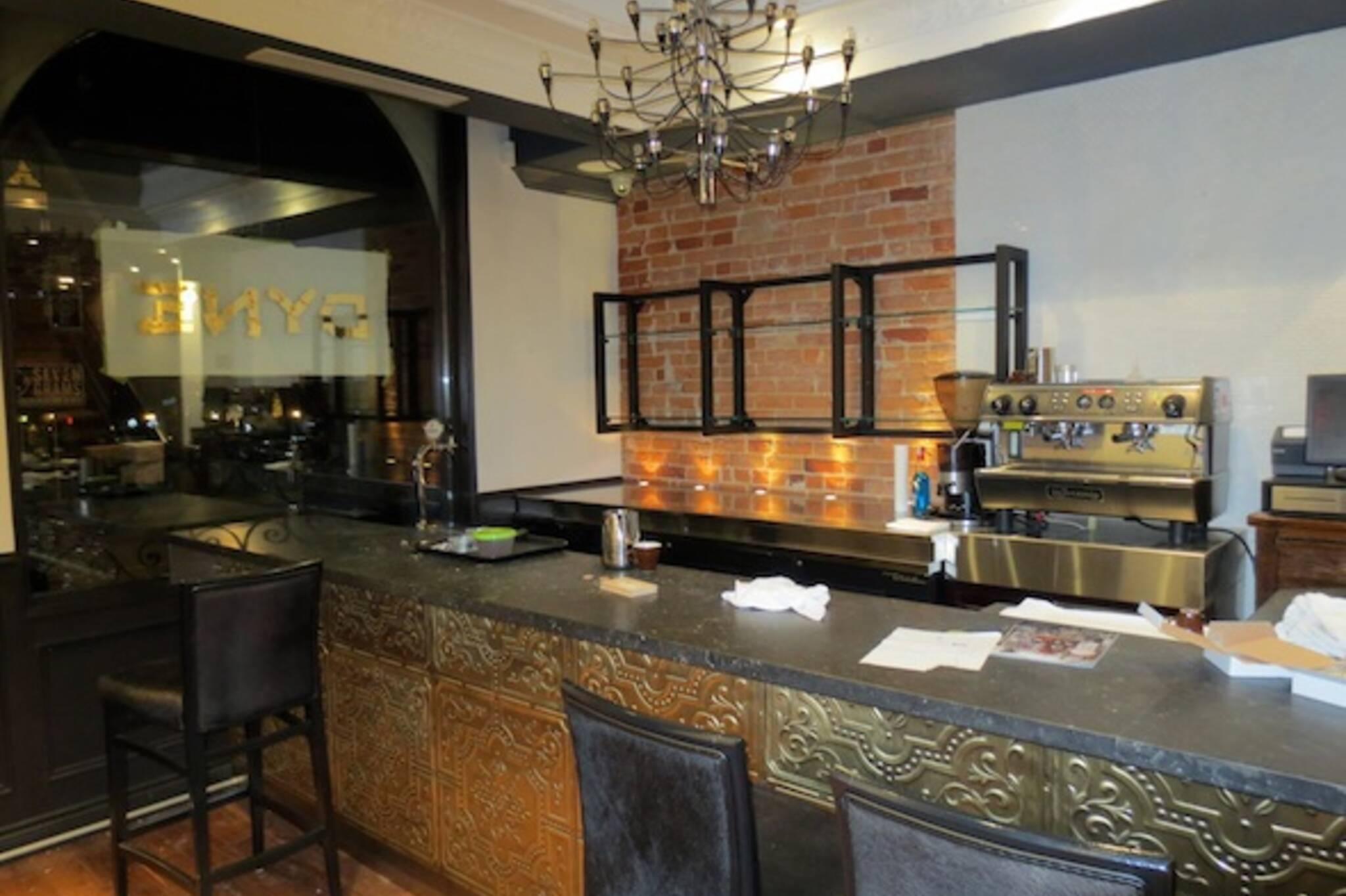 Dyne Restaurant Toronto