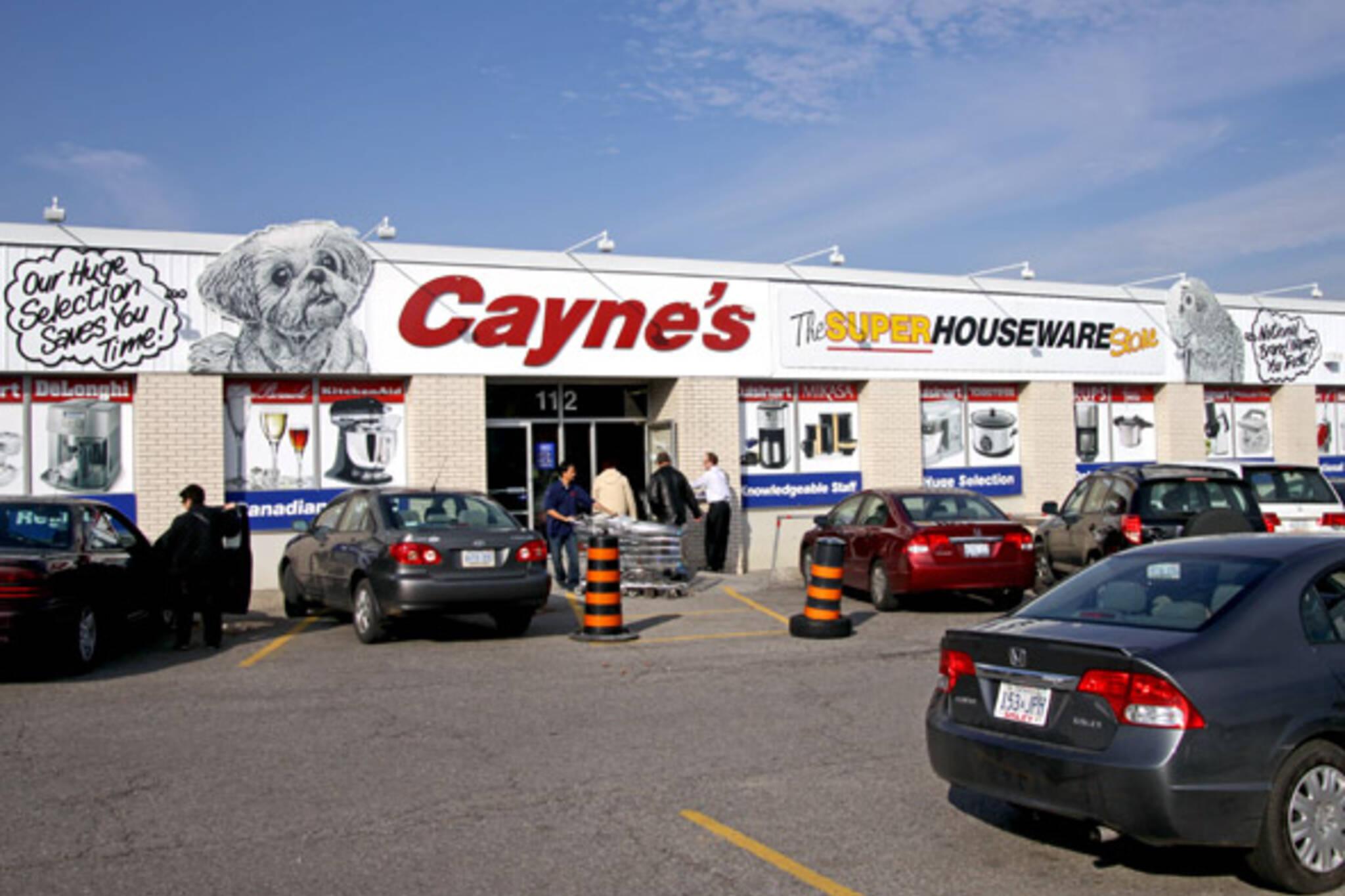 Cayne's