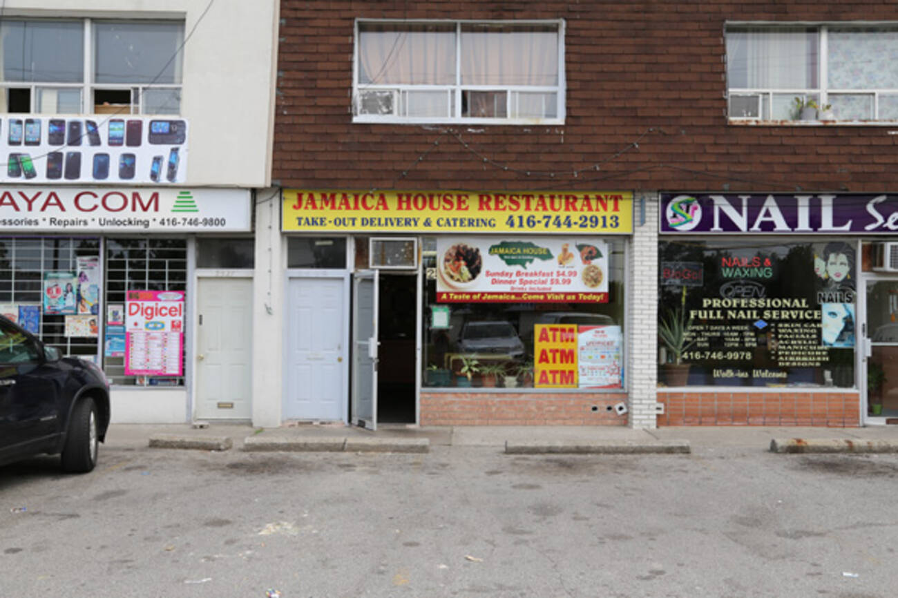 Jamaica house restaurant blogto toronto for Home restaurant