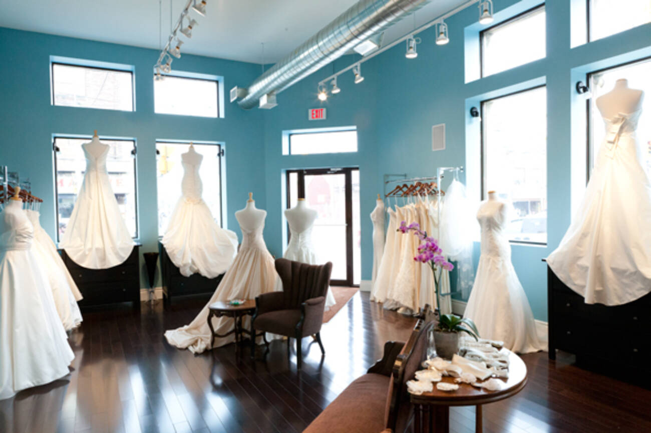 Lea ann belter bridal blogto toronto for Lea boutique