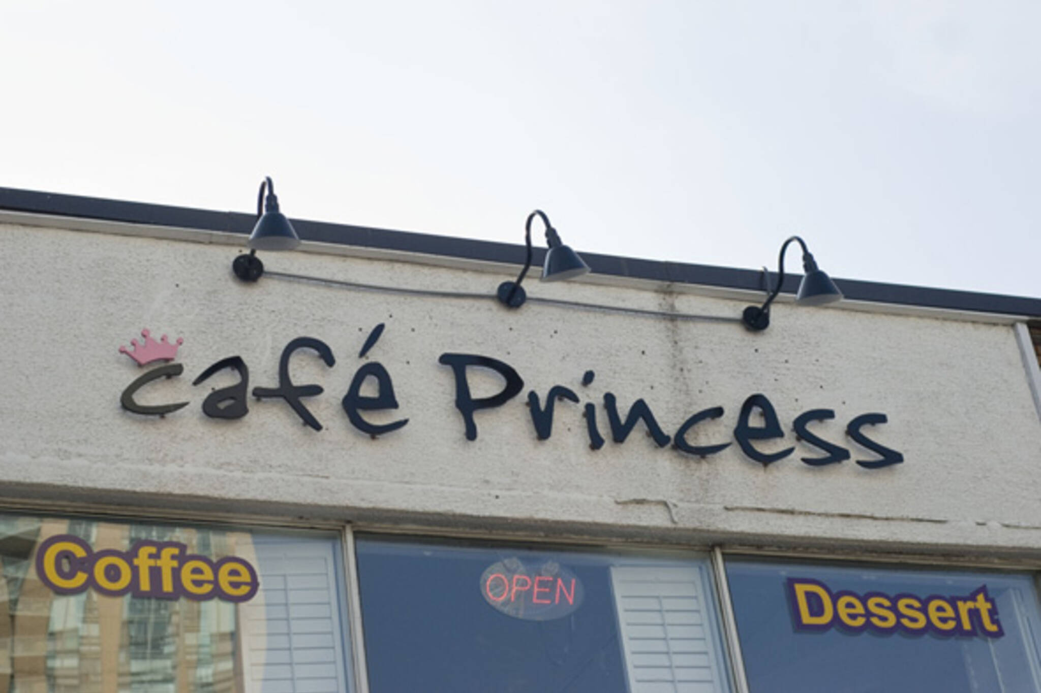 Cafe Princess Toronto