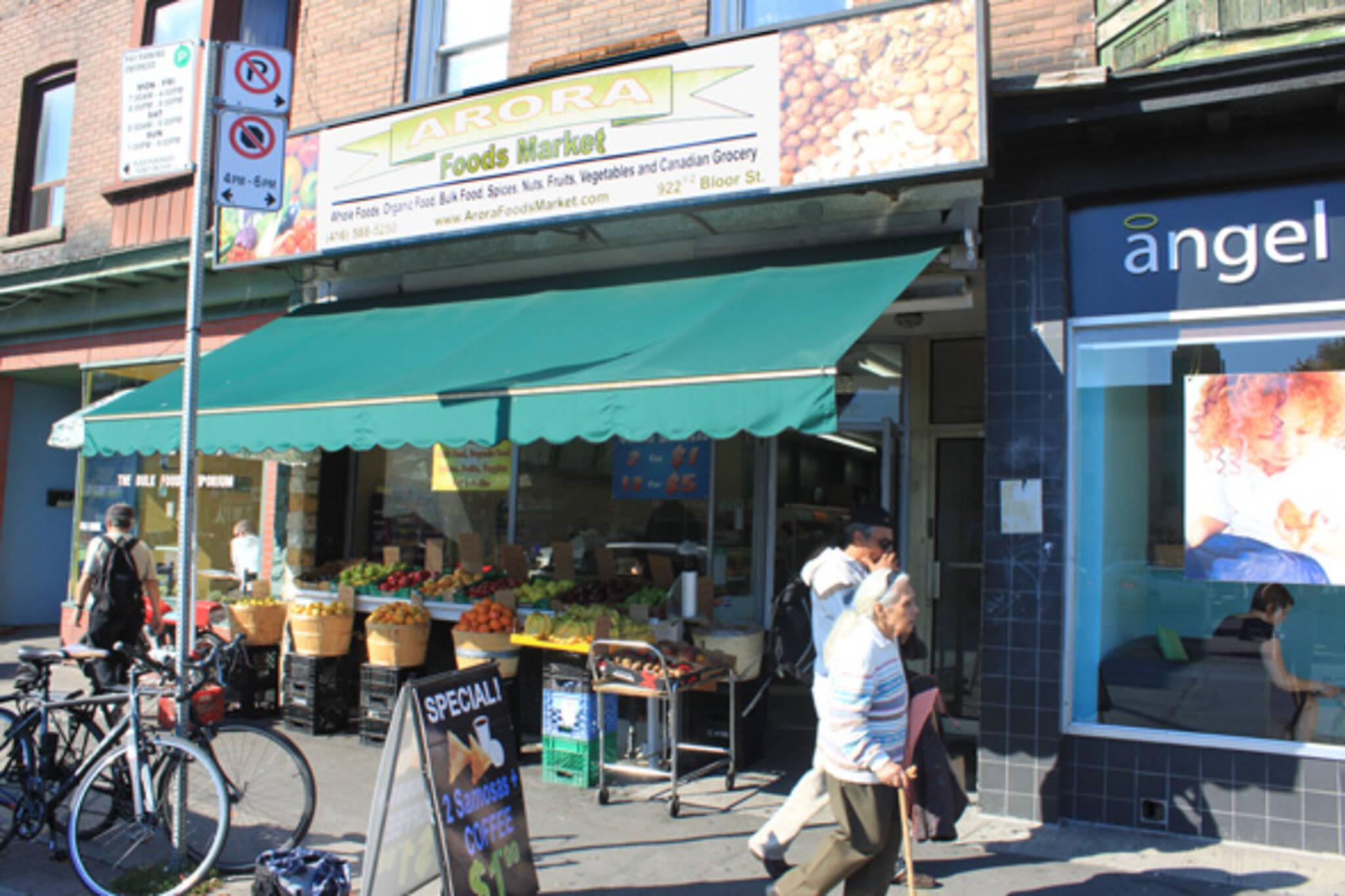 Arora Foods Market