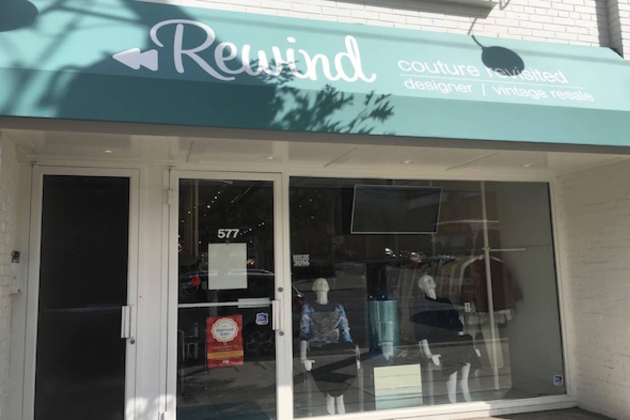 Rewind Couture Toronto